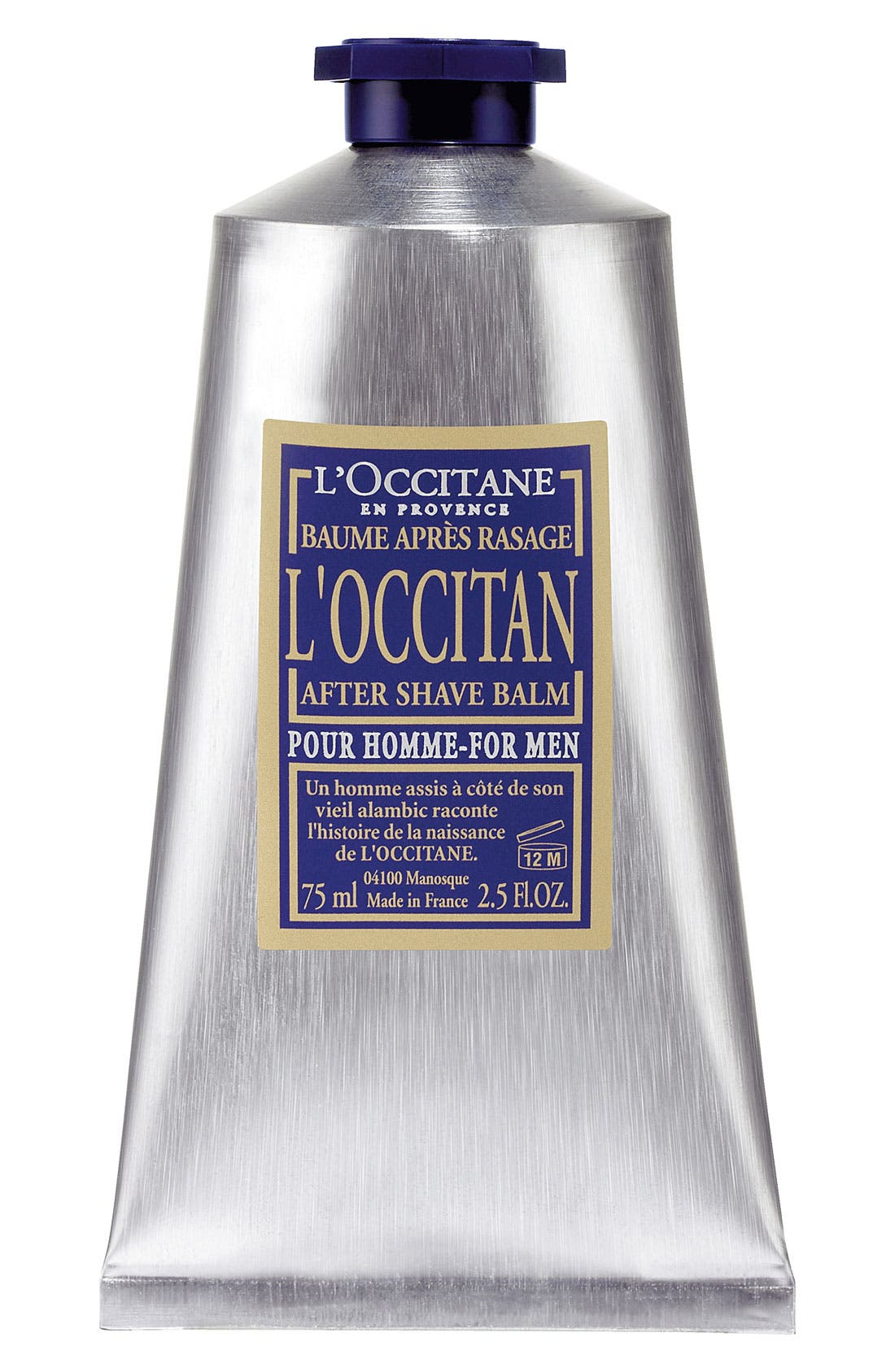 'L'Occitan' After Shave Balm,                             Main thumbnail 1, color,                             NO COLOR