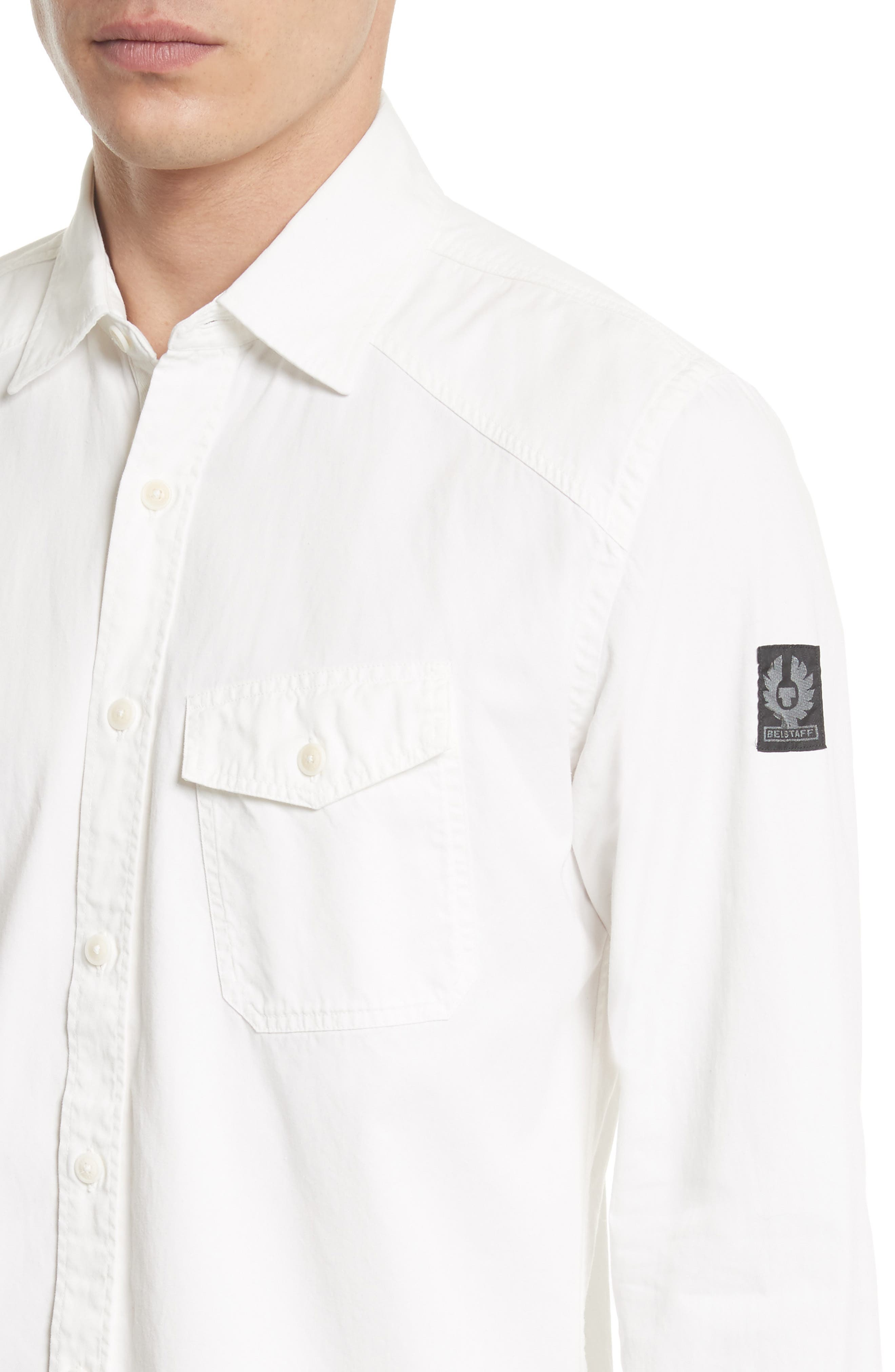 Steadway Extra Slim Fit Sport Shirt,                             Alternate thumbnail 22, color,