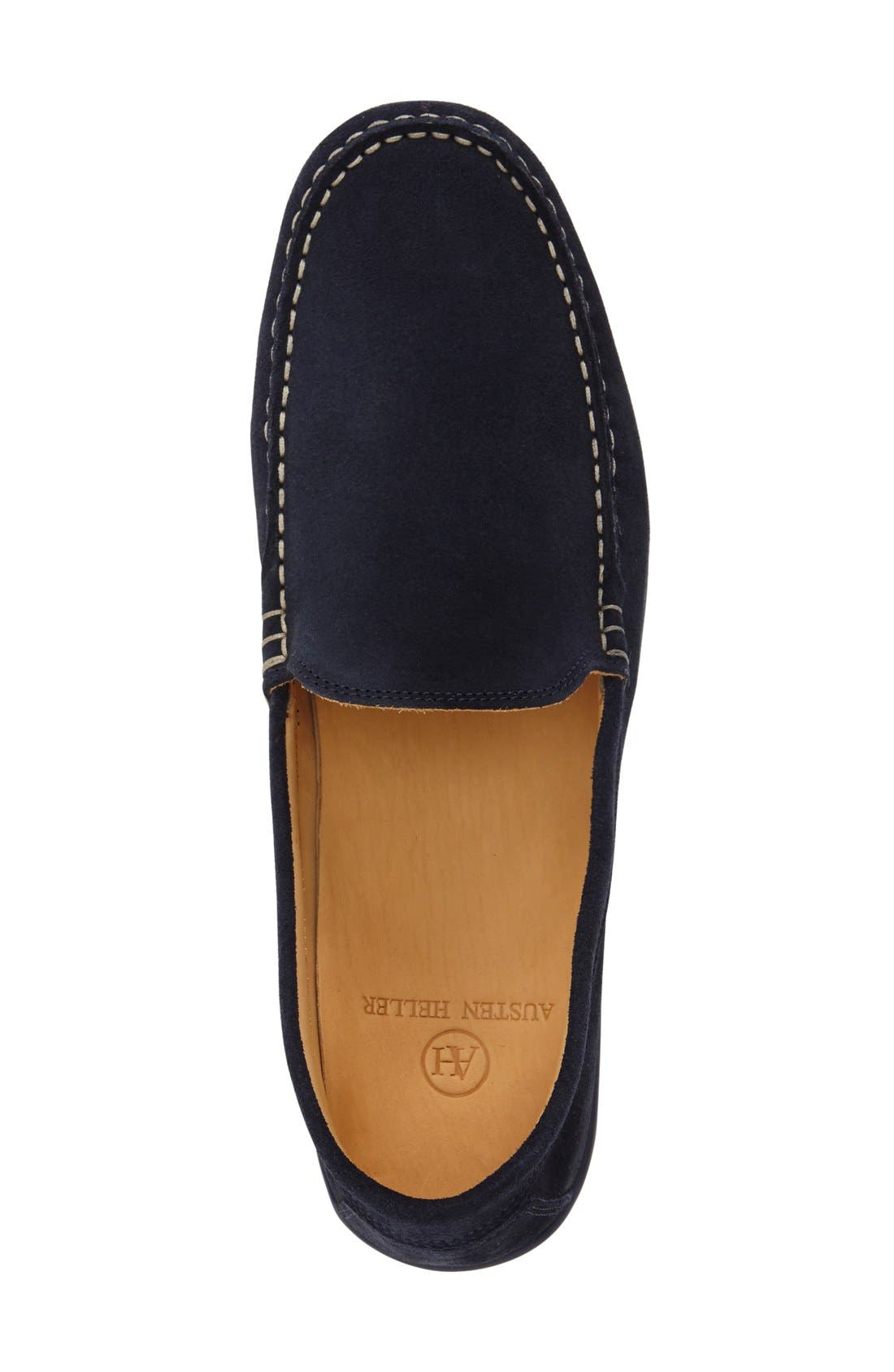 'Meridians' Loafer,                             Alternate thumbnail 7, color,                             410