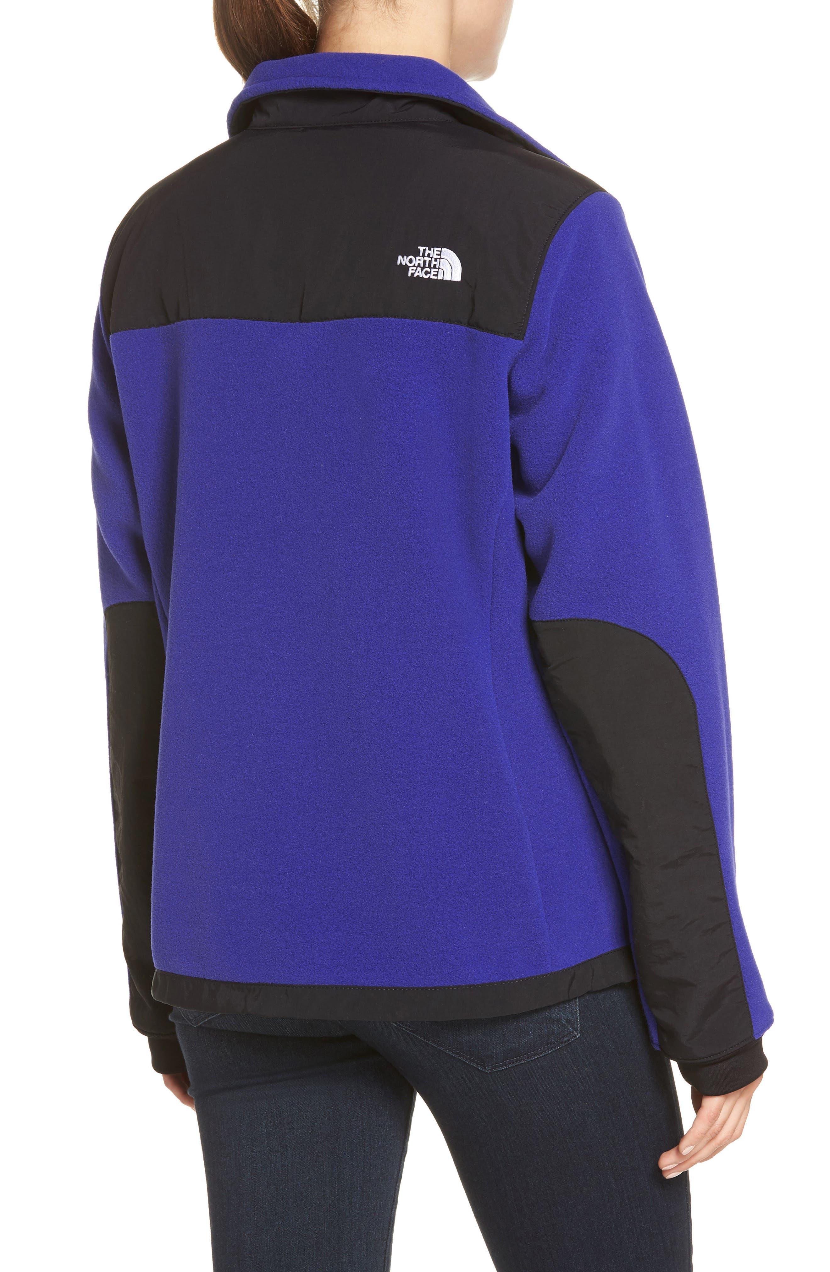 Denali 2 Jacket,                             Alternate thumbnail 2, color,                             LAPIS BLUE/ TNF BLACK