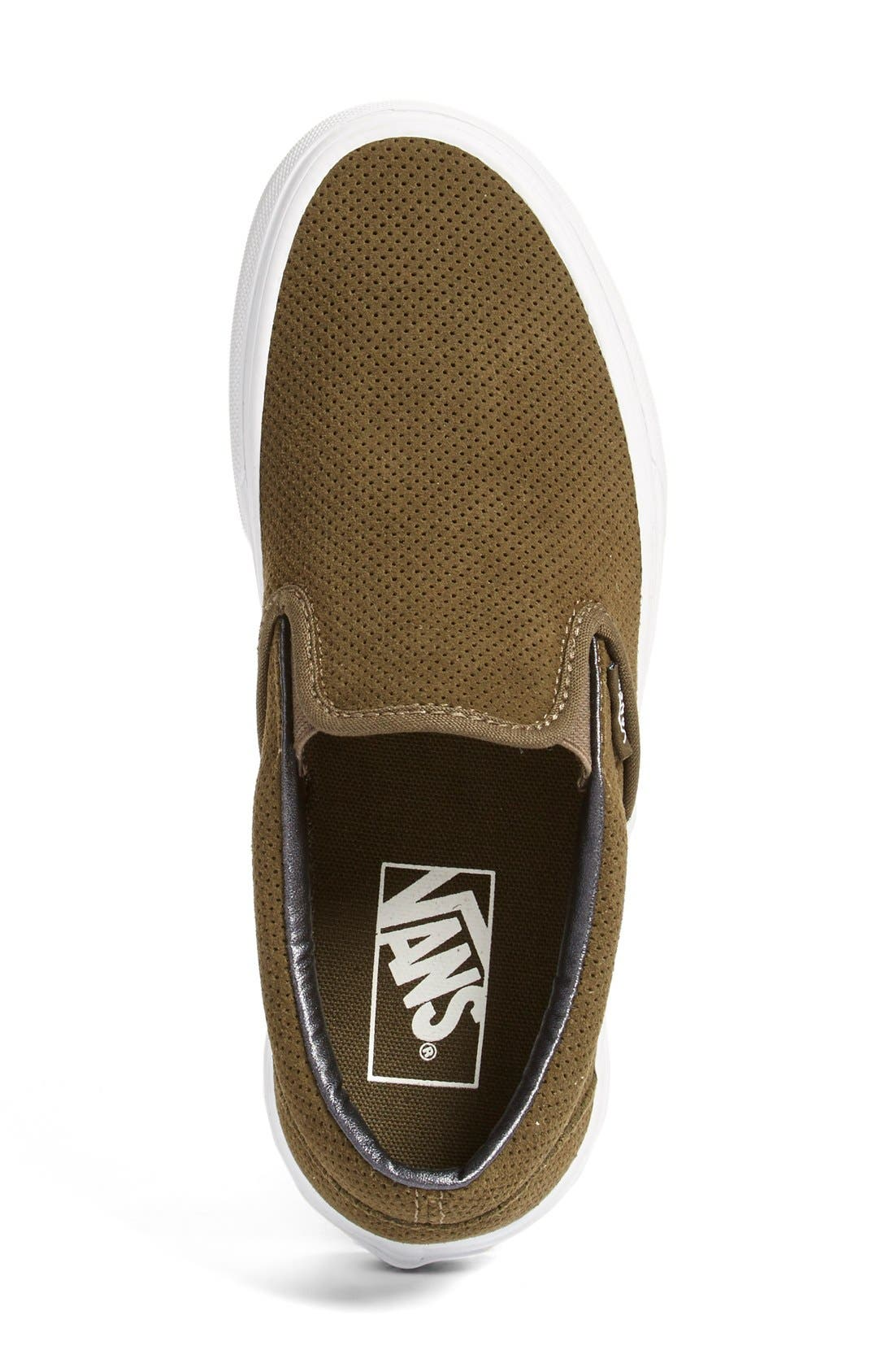 Classic Slip-On Sneaker,                             Alternate thumbnail 152, color,