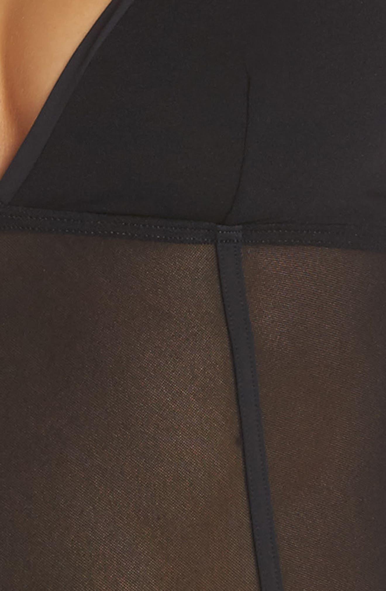 Verona Bodysuit,                             Alternate thumbnail 5, color,                             001