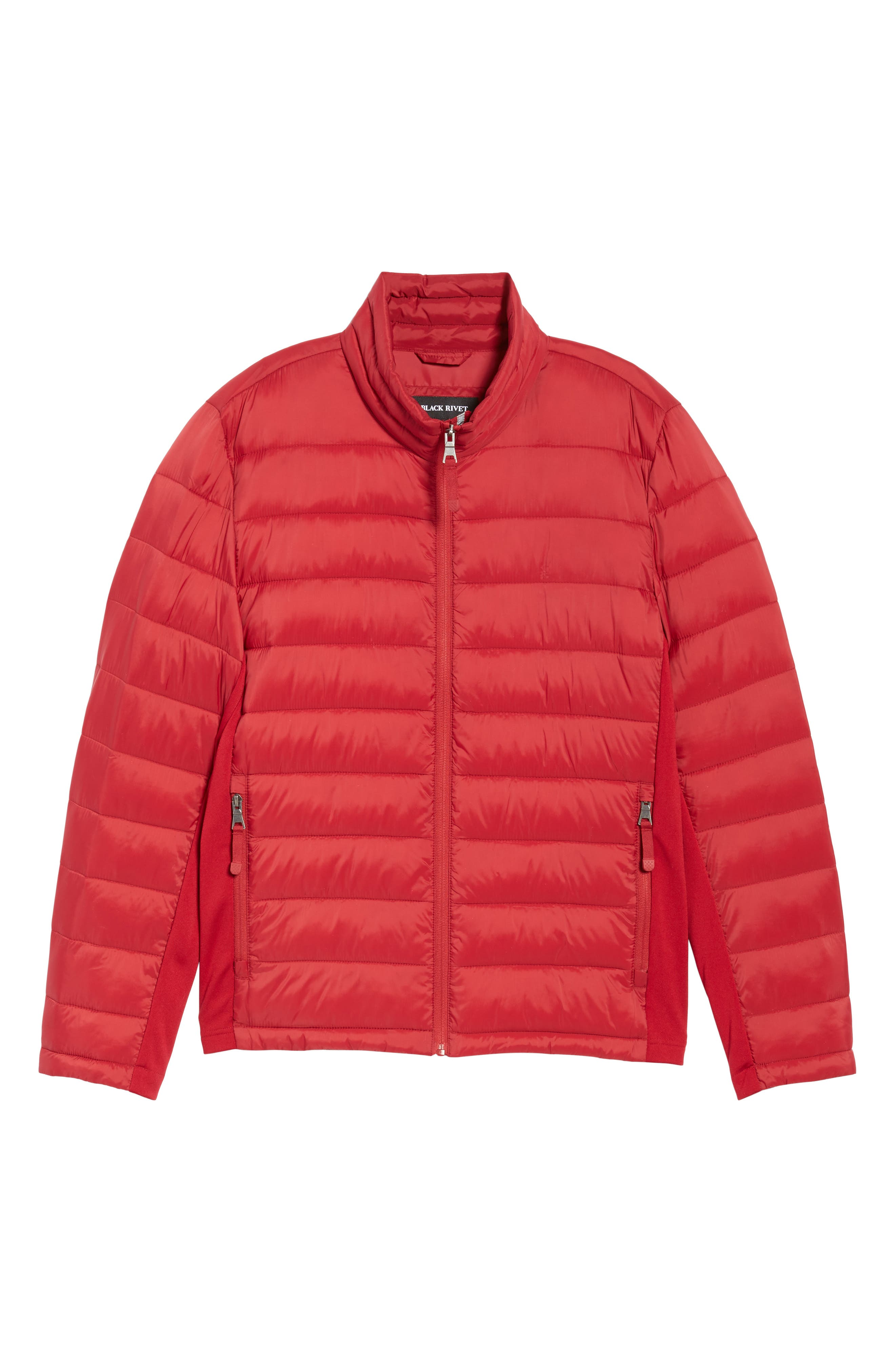 Water Resistant Packable Puffer Jacket,                             Alternate thumbnail 20, color,