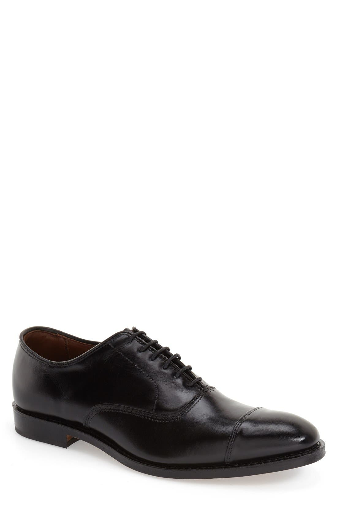 Park Avenue Oxford,                             Main thumbnail 1, color,                             BLACK