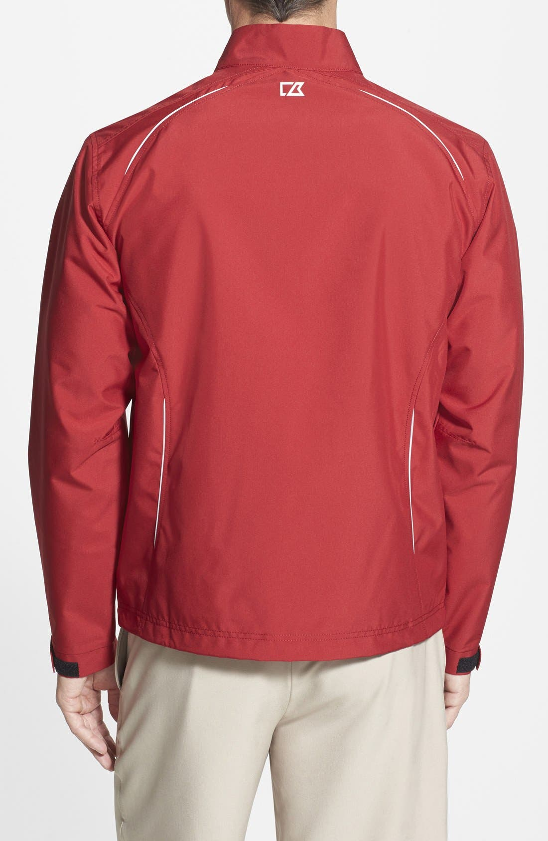 Arizona Cardinals - Beacon WeatherTec Wind & Water Resistant Jacket,                             Alternate thumbnail 2, color,                             613