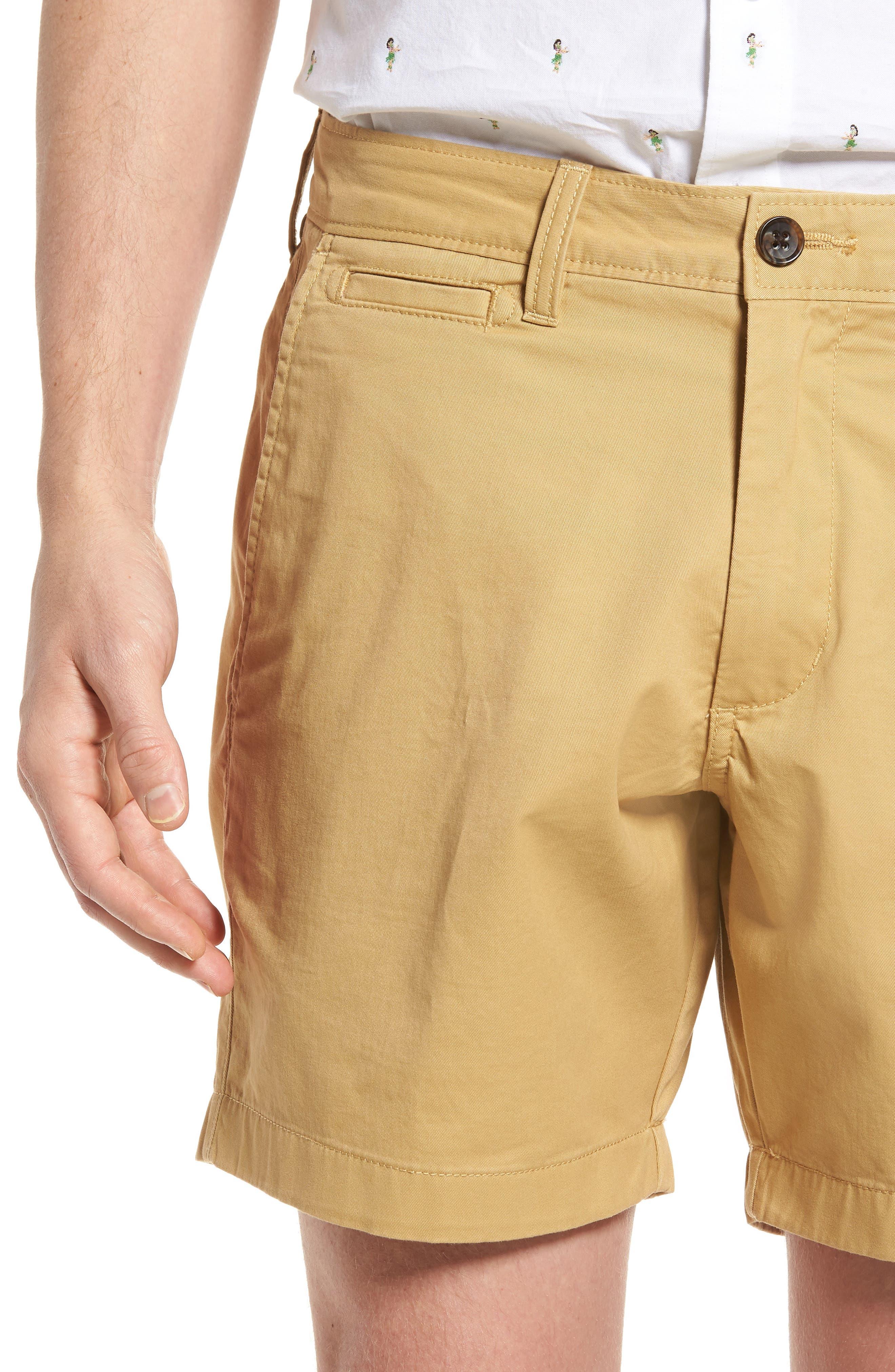 Ballard Slim Fit Stretch Chino 7-Inch Shorts,                             Alternate thumbnail 39, color,