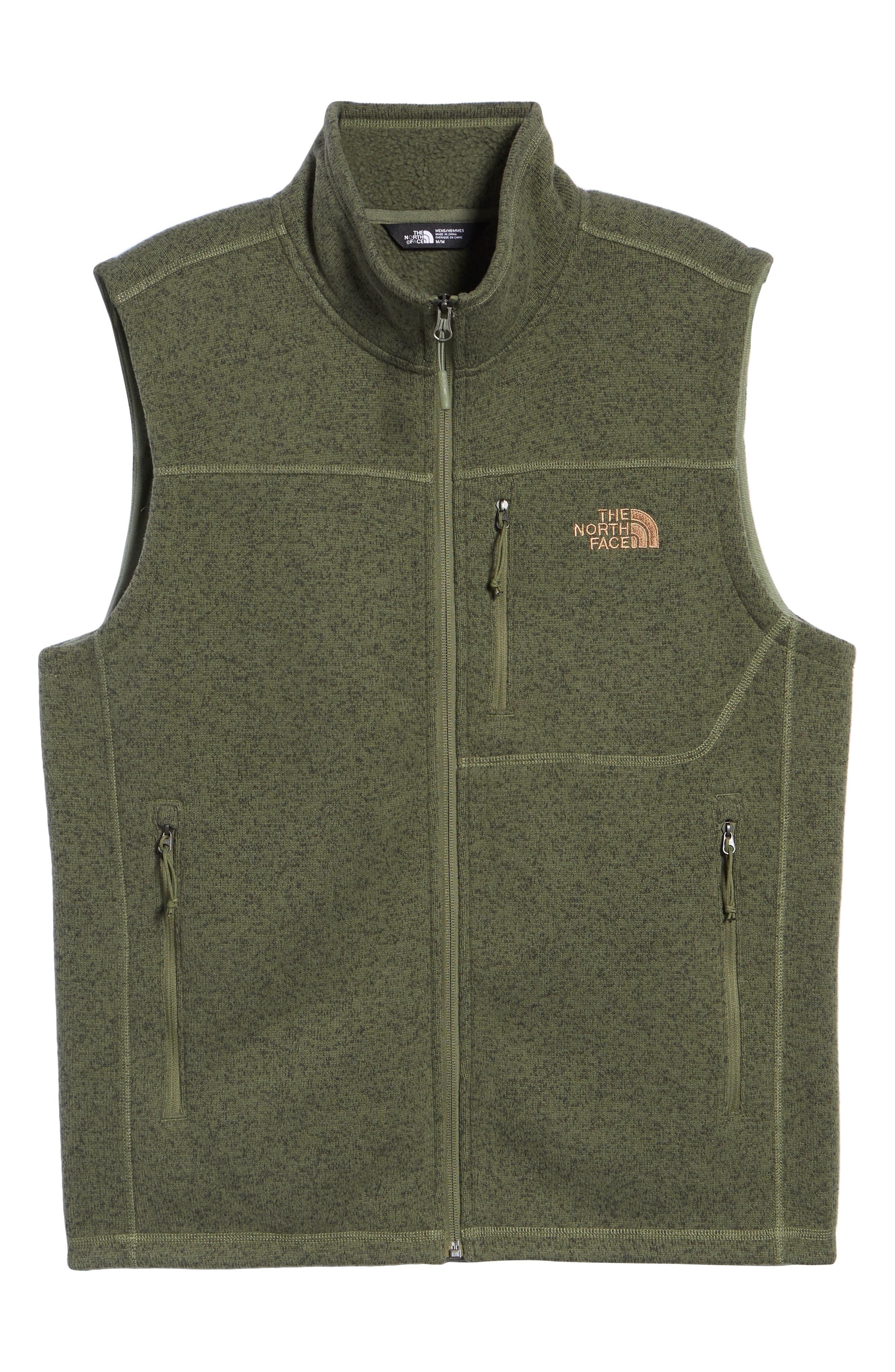 Gordon Lyons Zip Fleece Vest,                             Alternate thumbnail 24, color,