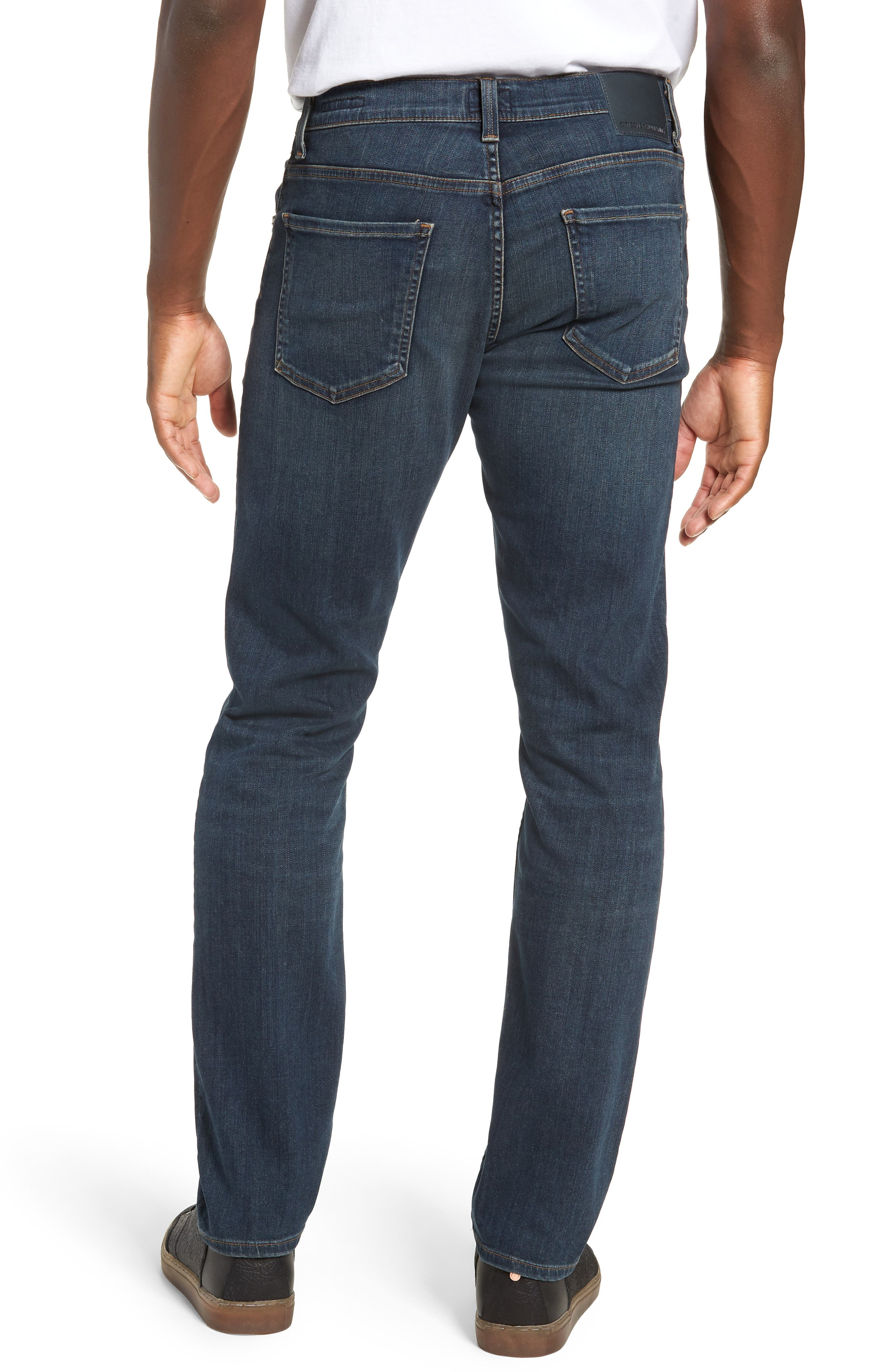 PERFORM - Bowery Slim Fit Jeans,                             Alternate thumbnail 2, color,                             424