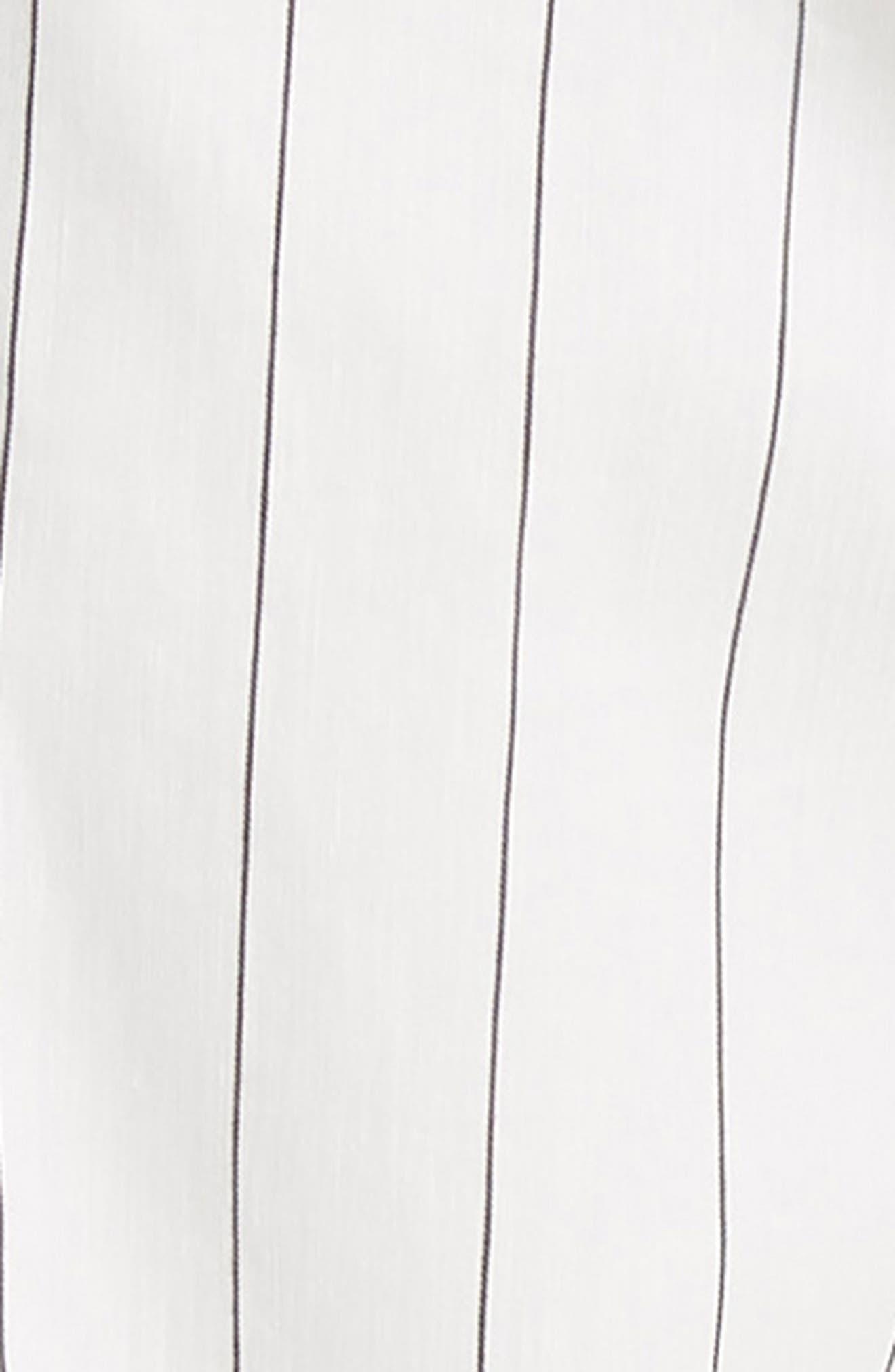 Snap Side Stripe Pants,                             Alternate thumbnail 5, color,                             907