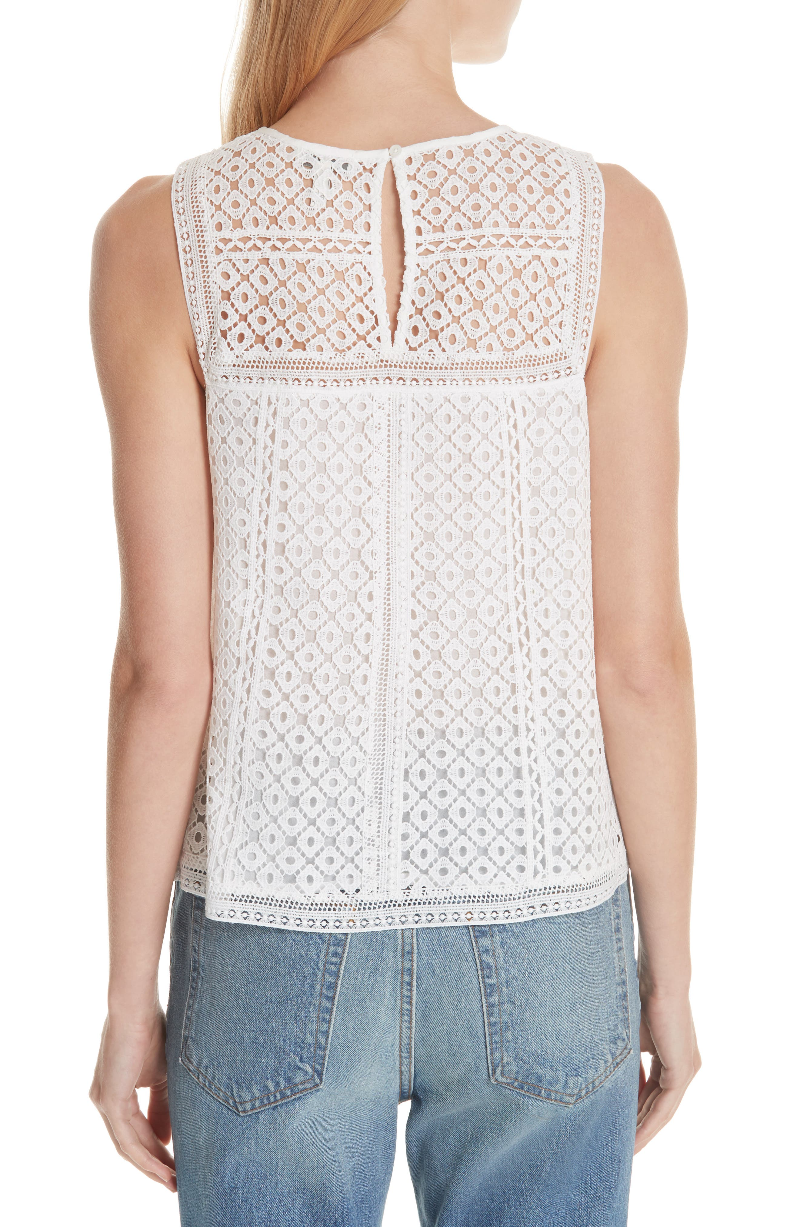 Esrel Lace Top,                             Alternate thumbnail 2, color,                             114