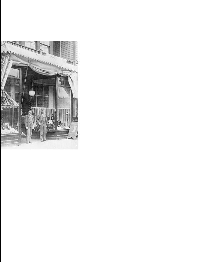 Company History Nordstrom