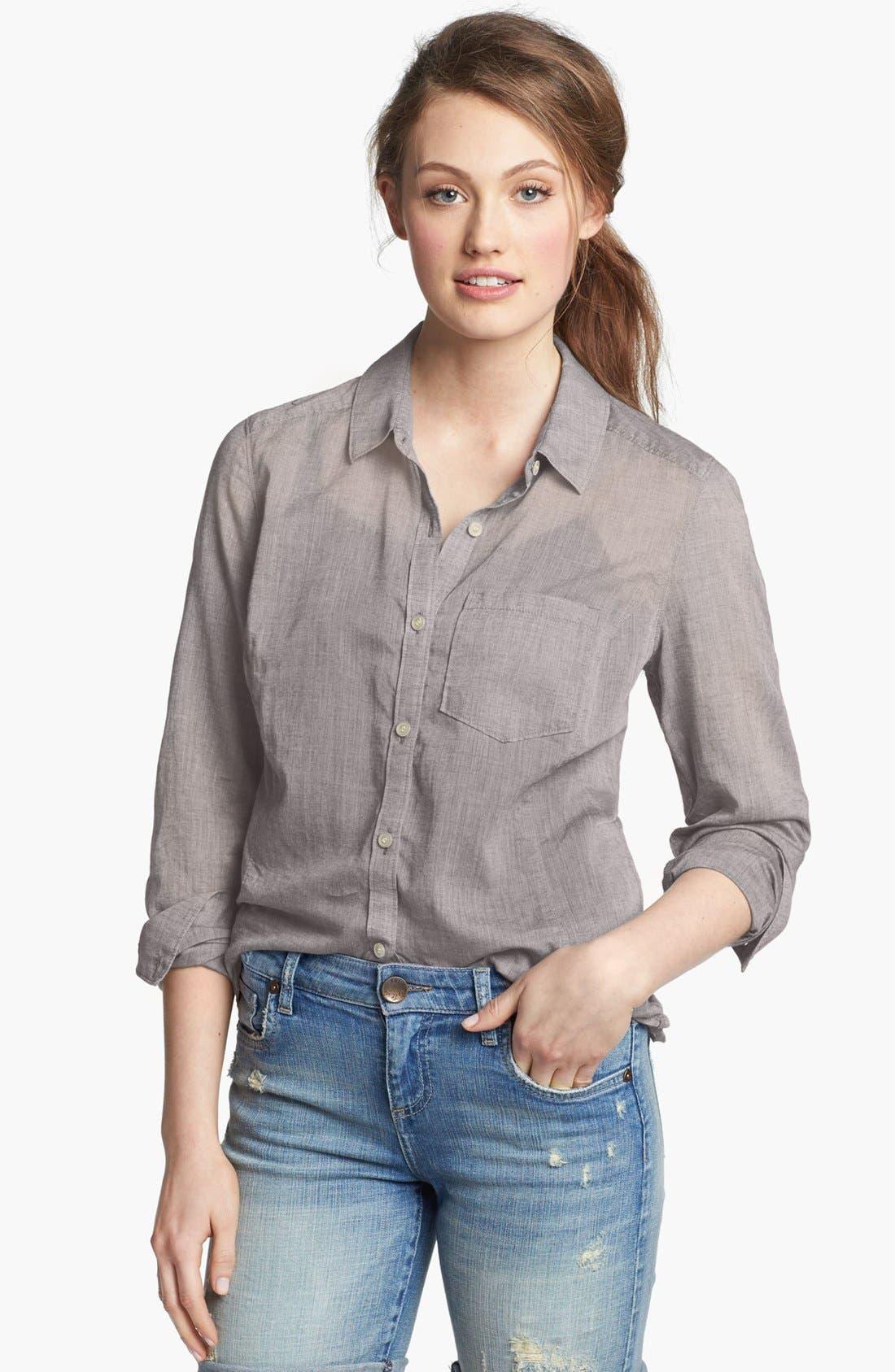 Long Sleeve Shirt,                             Main thumbnail 2, color,