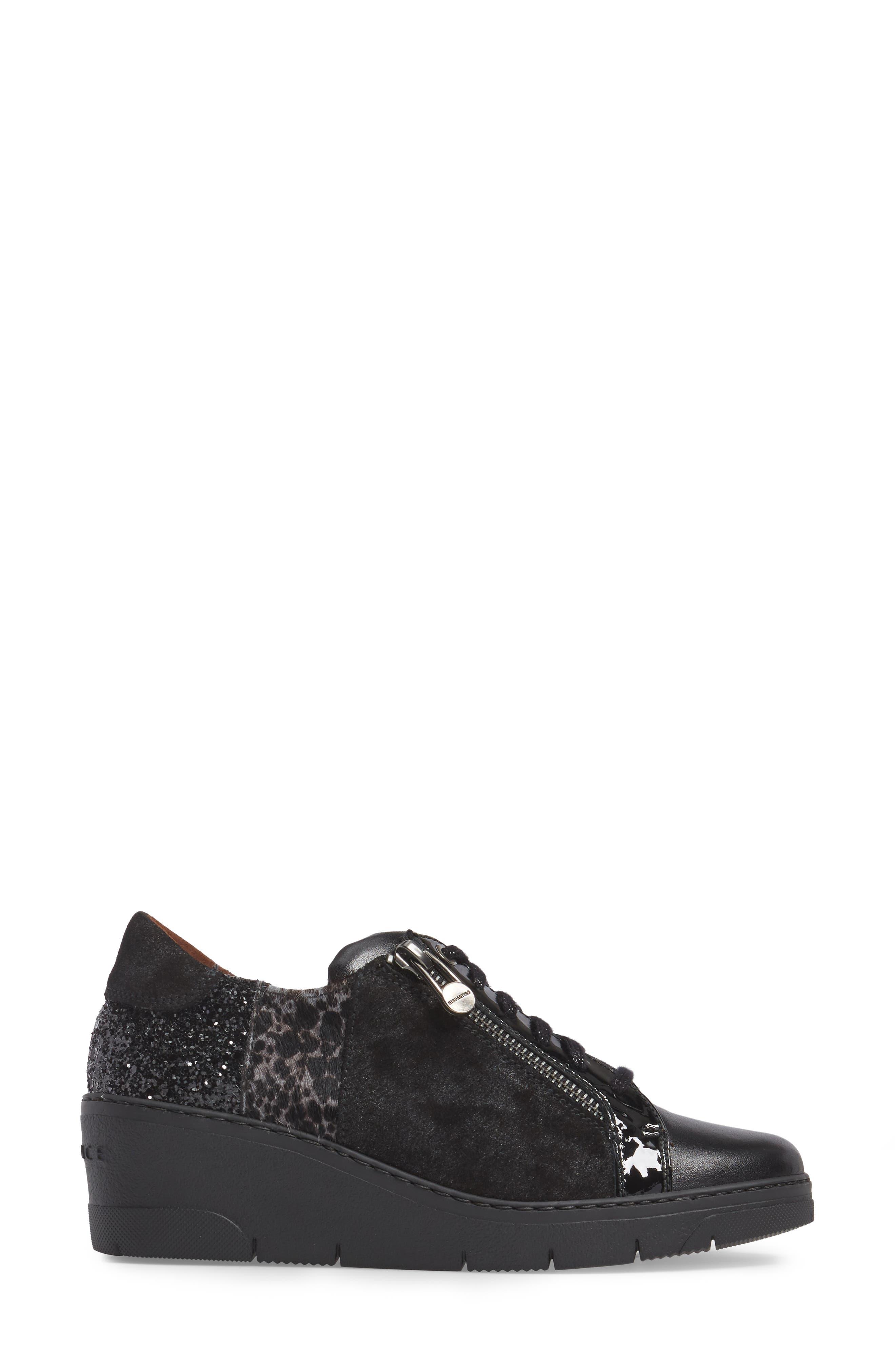 Sammi Sneaker,                             Alternate thumbnail 3, color,                             001