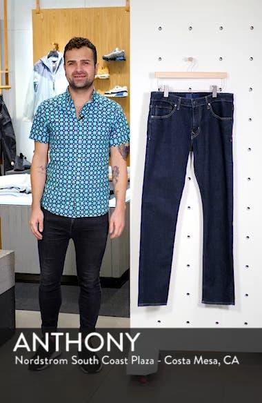 Slim Straight Leg Jeans, sales video thumbnail