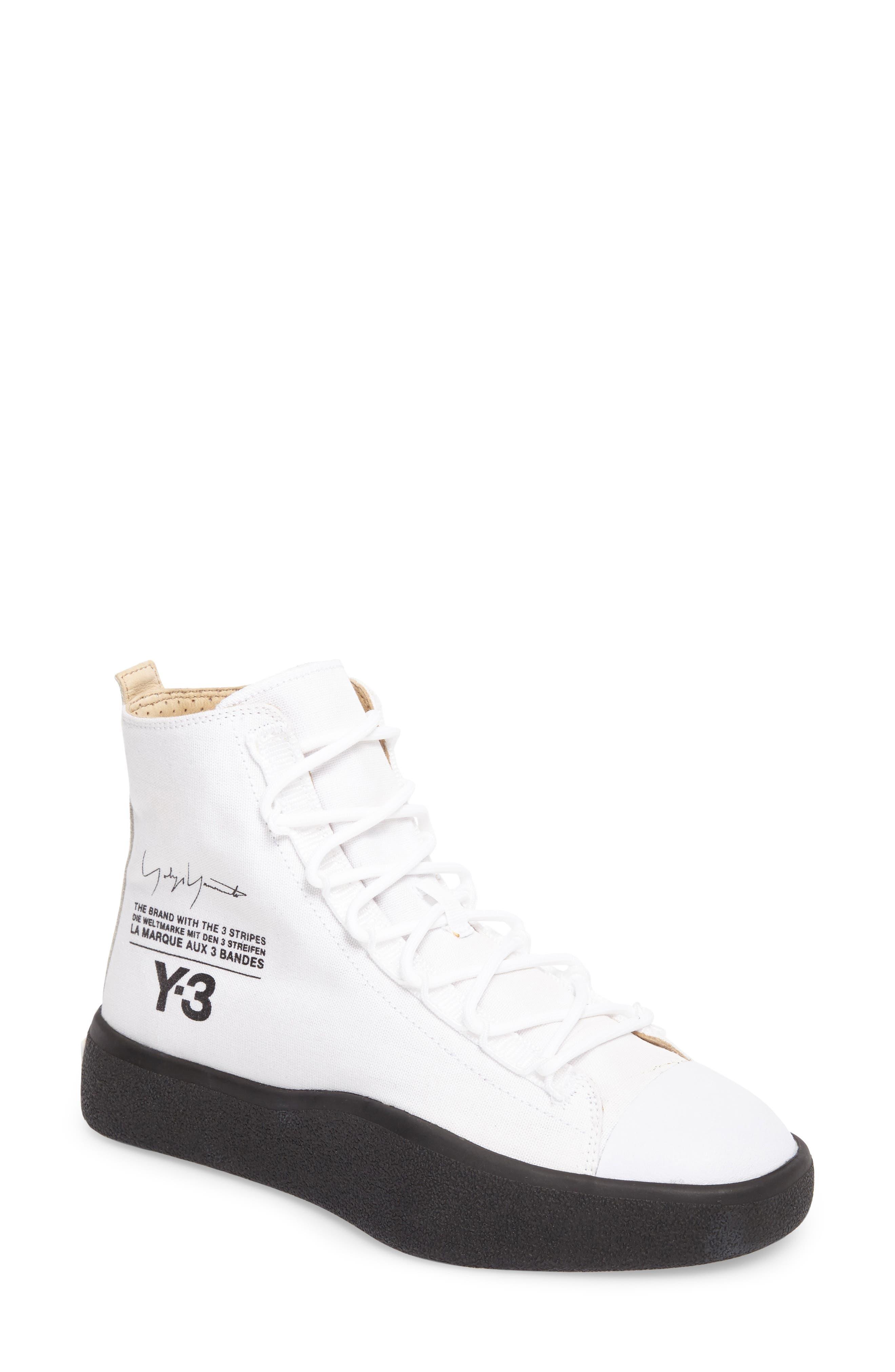 Bashyo High Top Sneaker,                             Main thumbnail 1, color,                             100