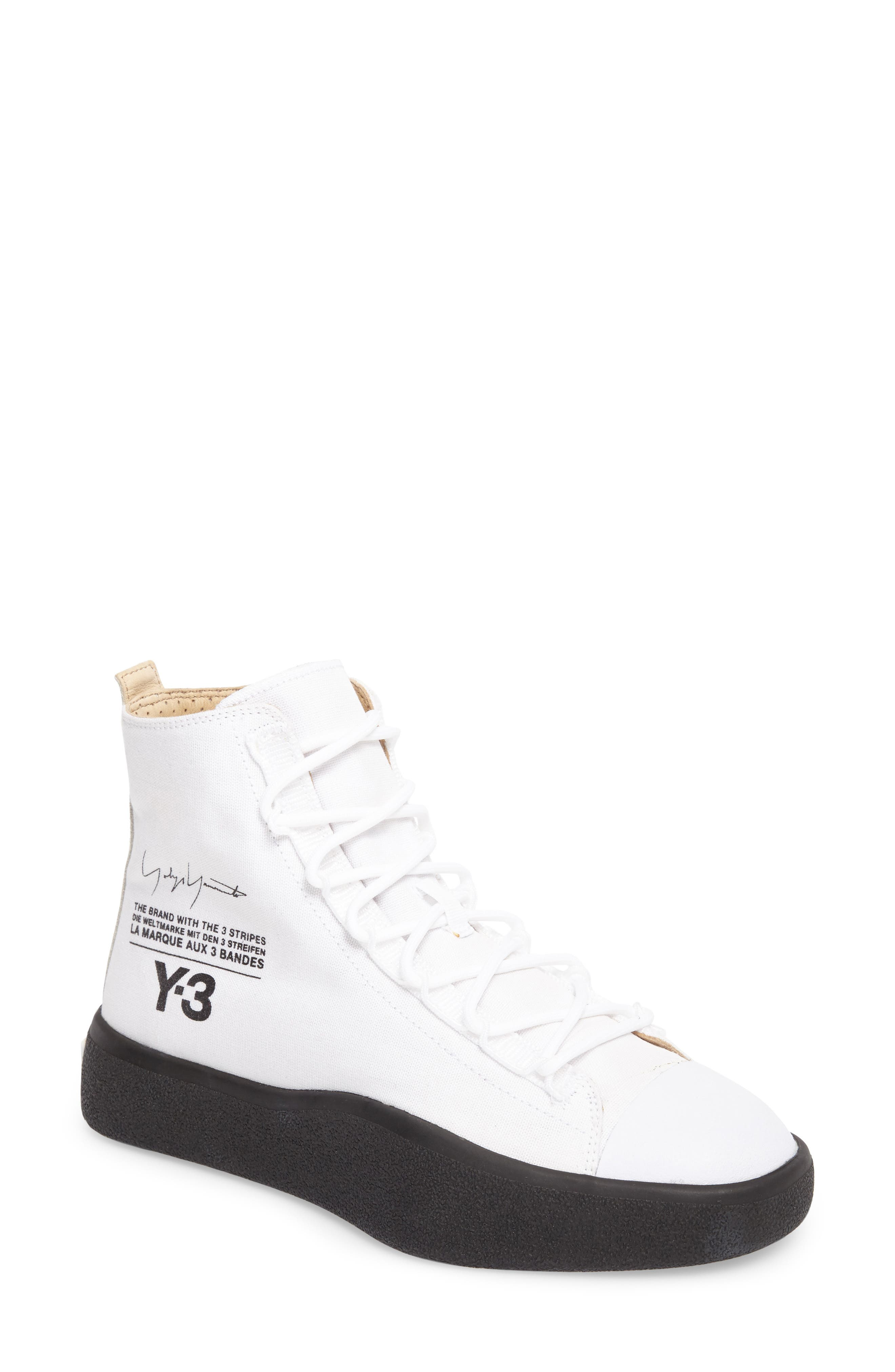 Bashyo High Top Sneaker,                         Main,                         color,
