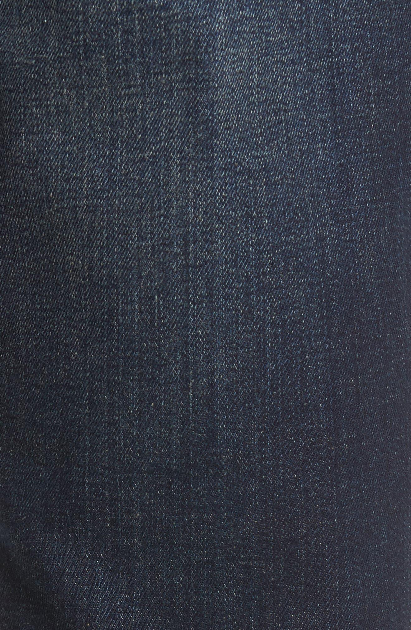 Bowery Slim Straight Leg Jeans,                             Alternate thumbnail 13, color,