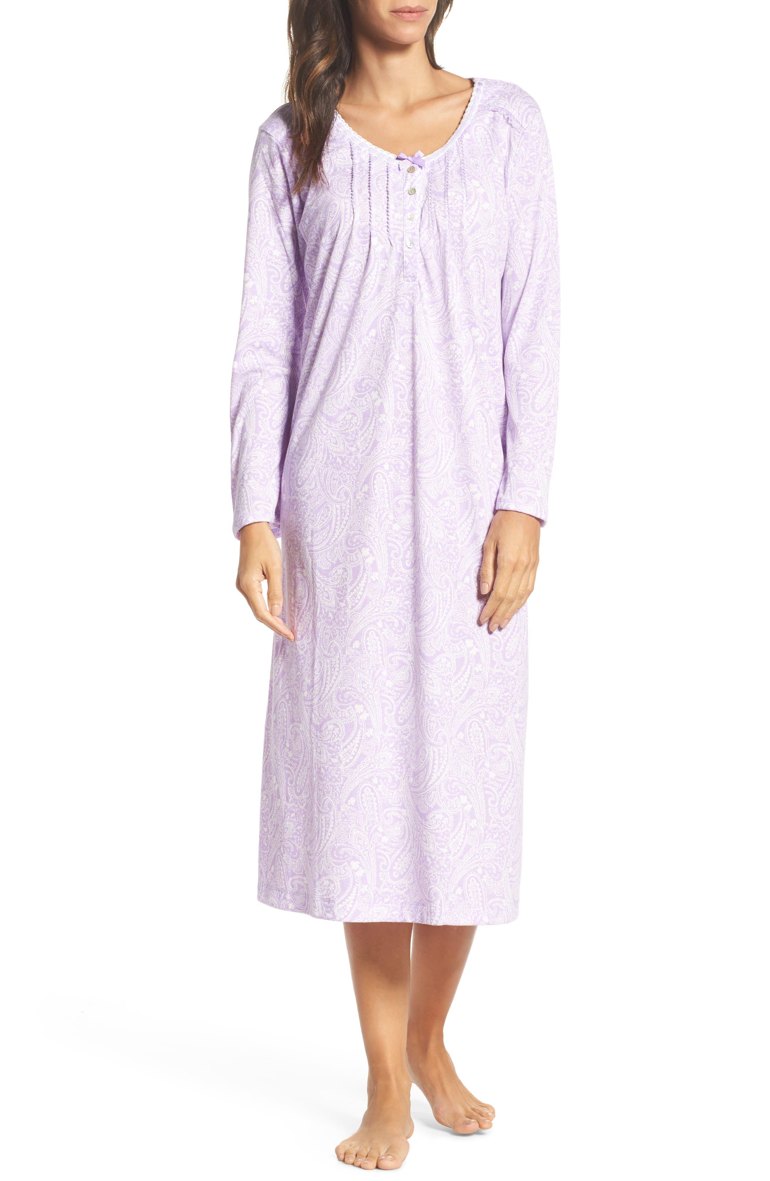 Long Nightgown,                             Main thumbnail 1, color,                             575