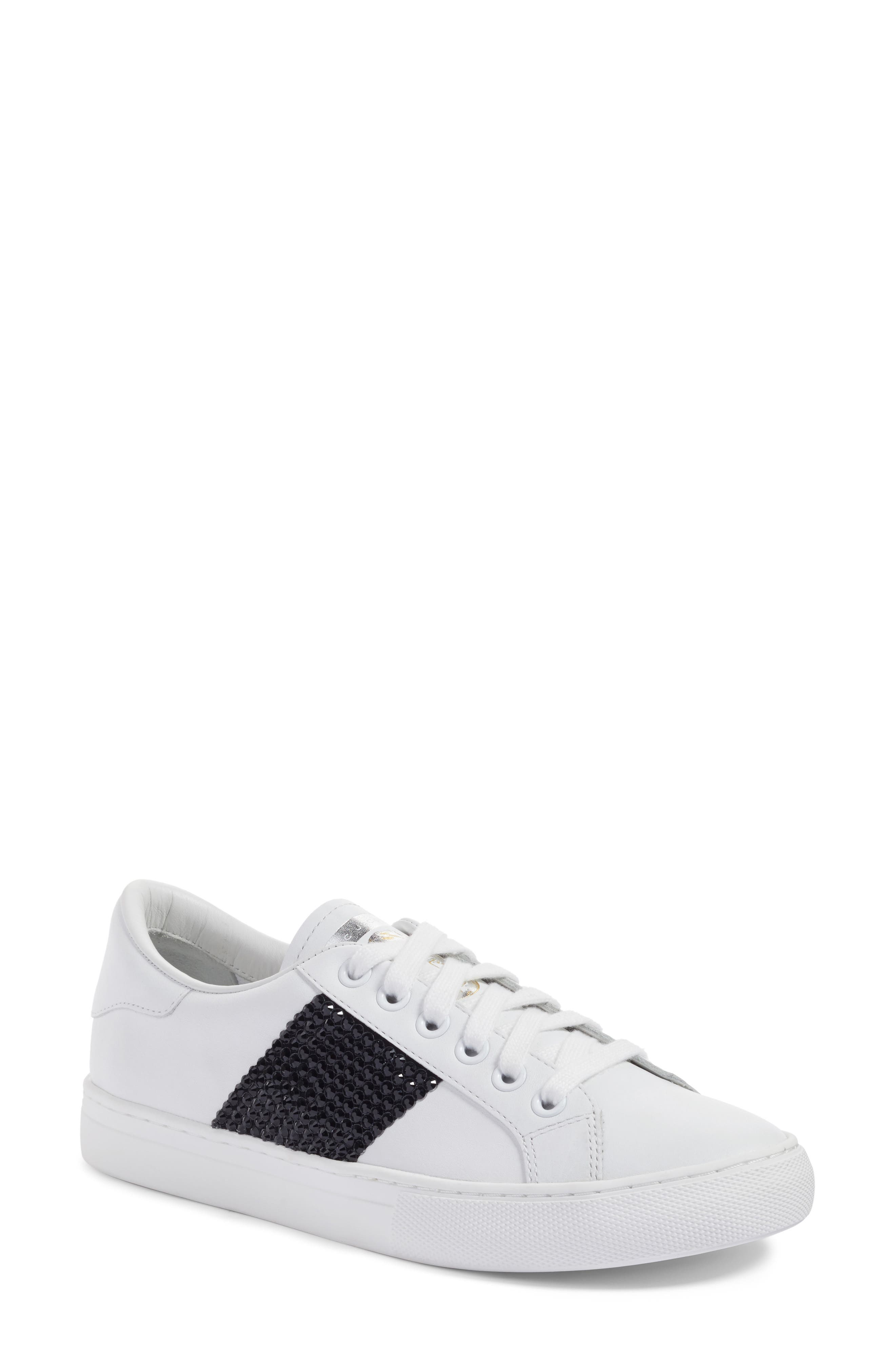 Empire Embellished Sneaker,                             Main thumbnail 1, color,                             160