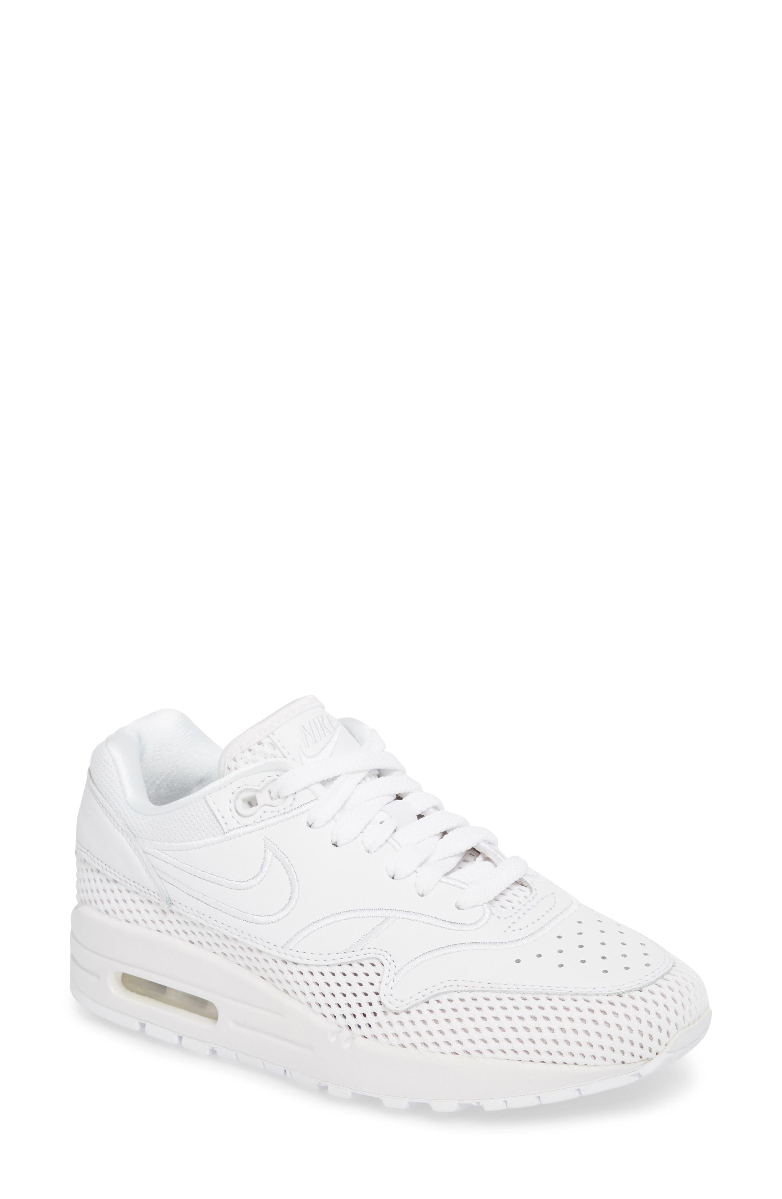 Air Max 1 SI Sneaker,                         Main,                         color, 100