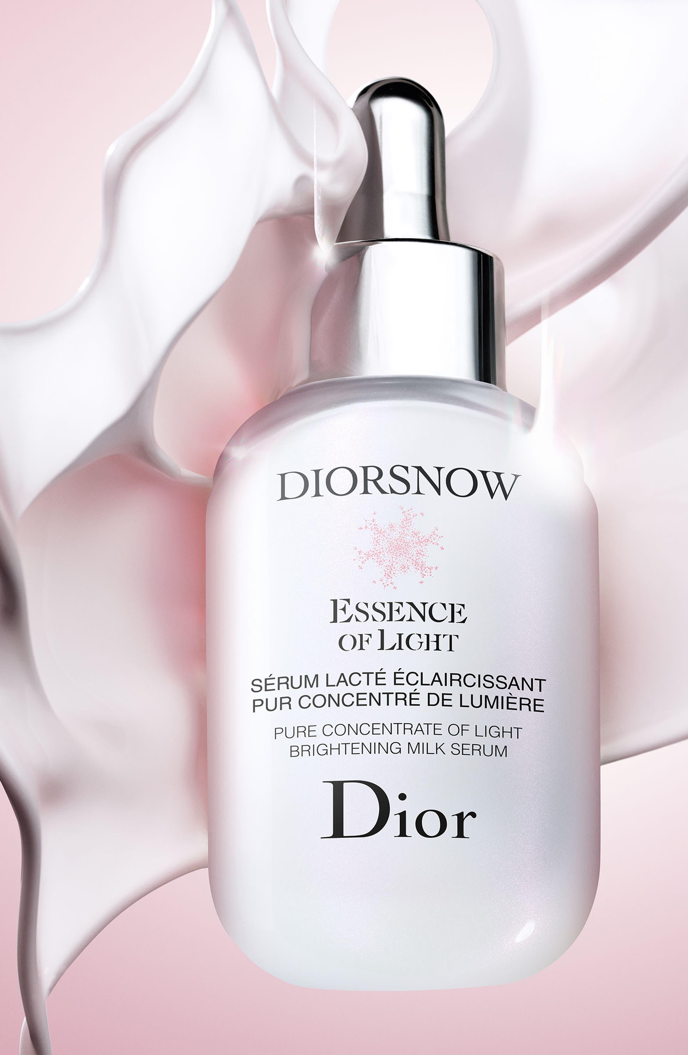 Diorsnow Essence of Light Brightening Milk Serum,                             Alternate thumbnail 2, color,                             NO COLOR
