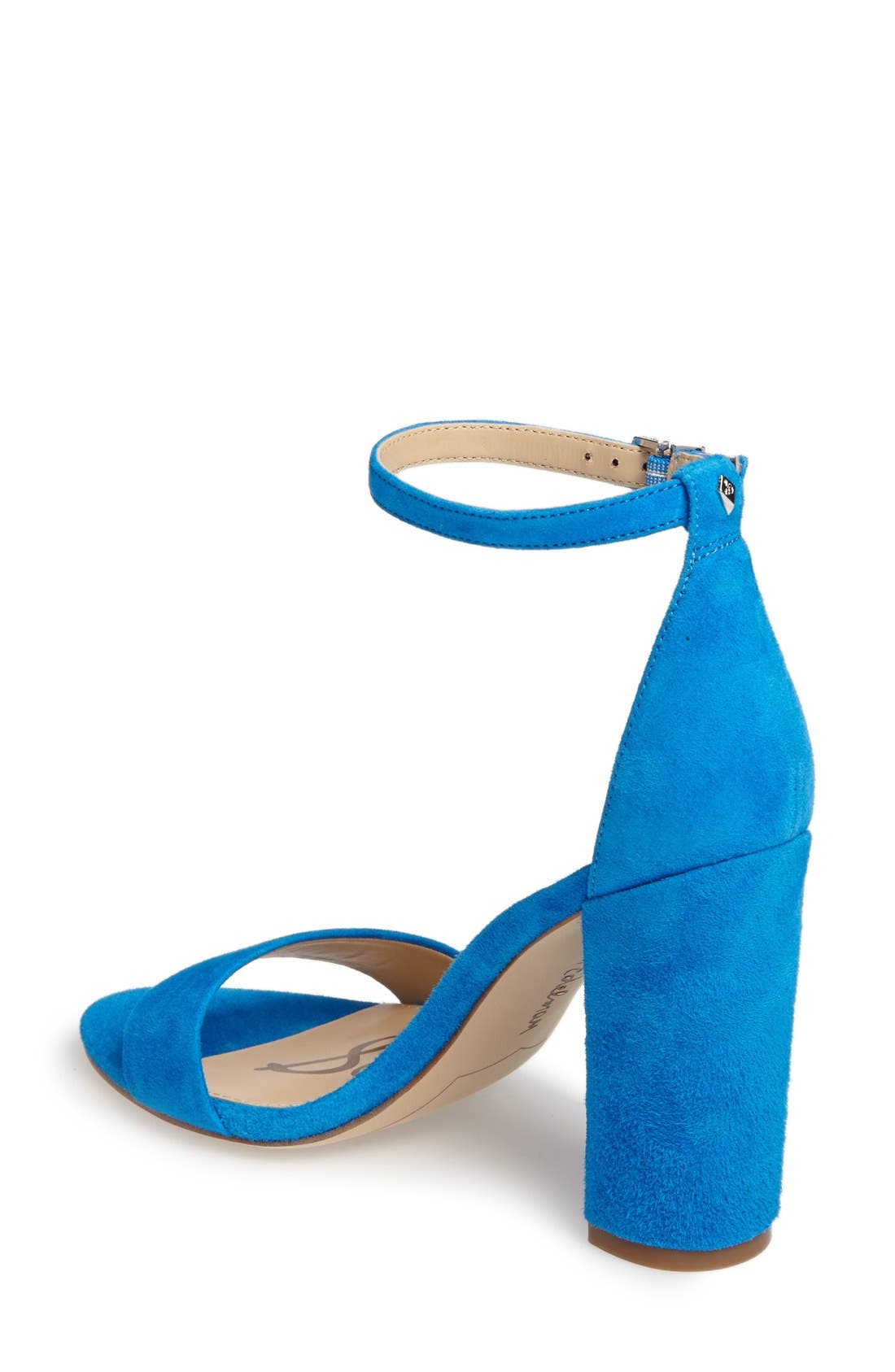 Yaro Ankle Strap Sandal,                             Alternate thumbnail 410, color,
