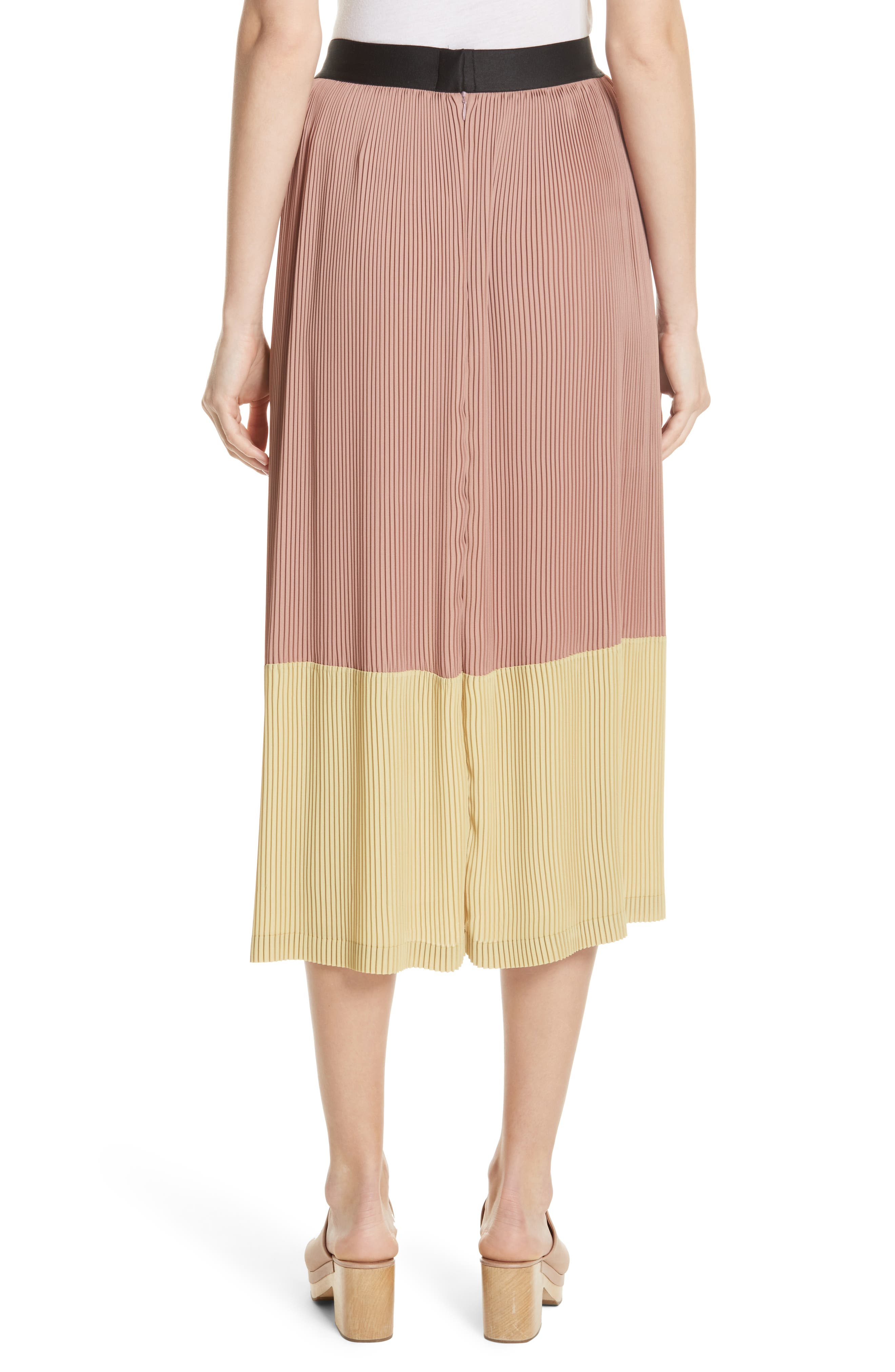 Ballista Midi Skirt,                             Alternate thumbnail 4, color,