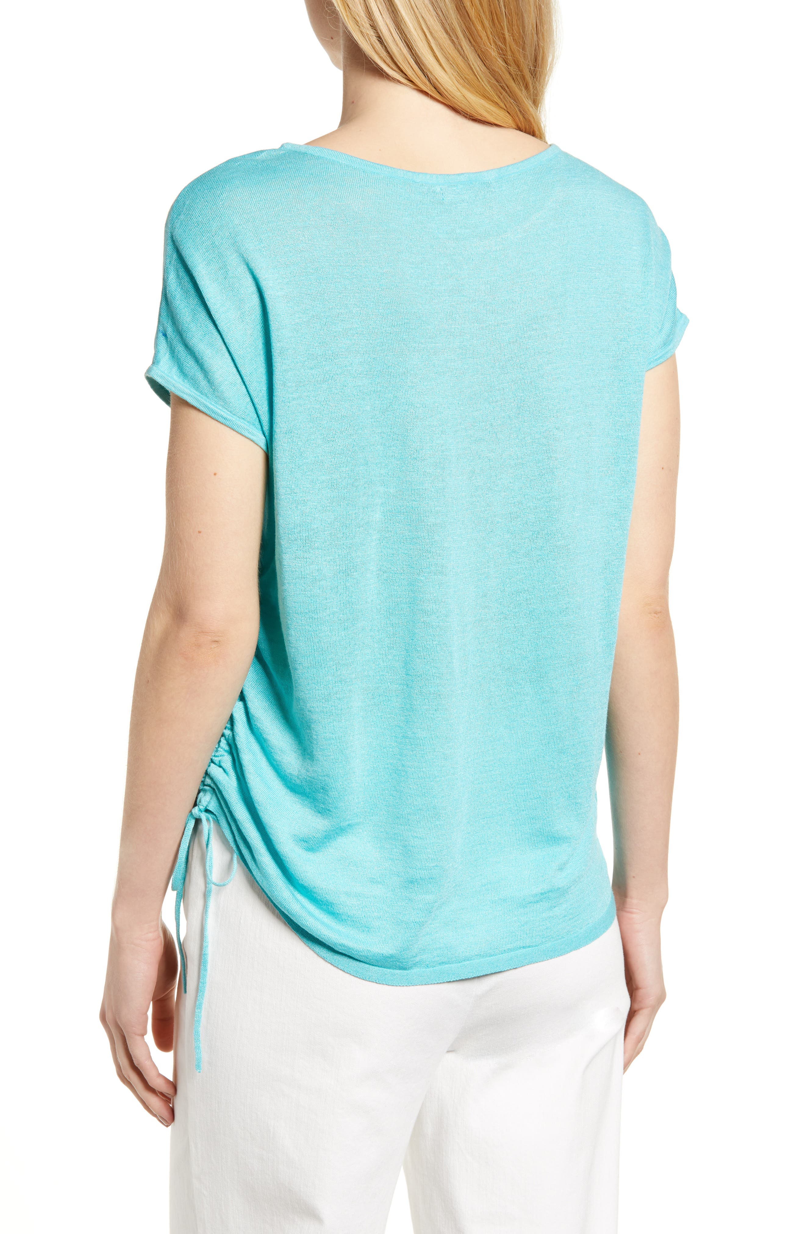 Refreshing Side Tie Top,                             Alternate thumbnail 11, color,