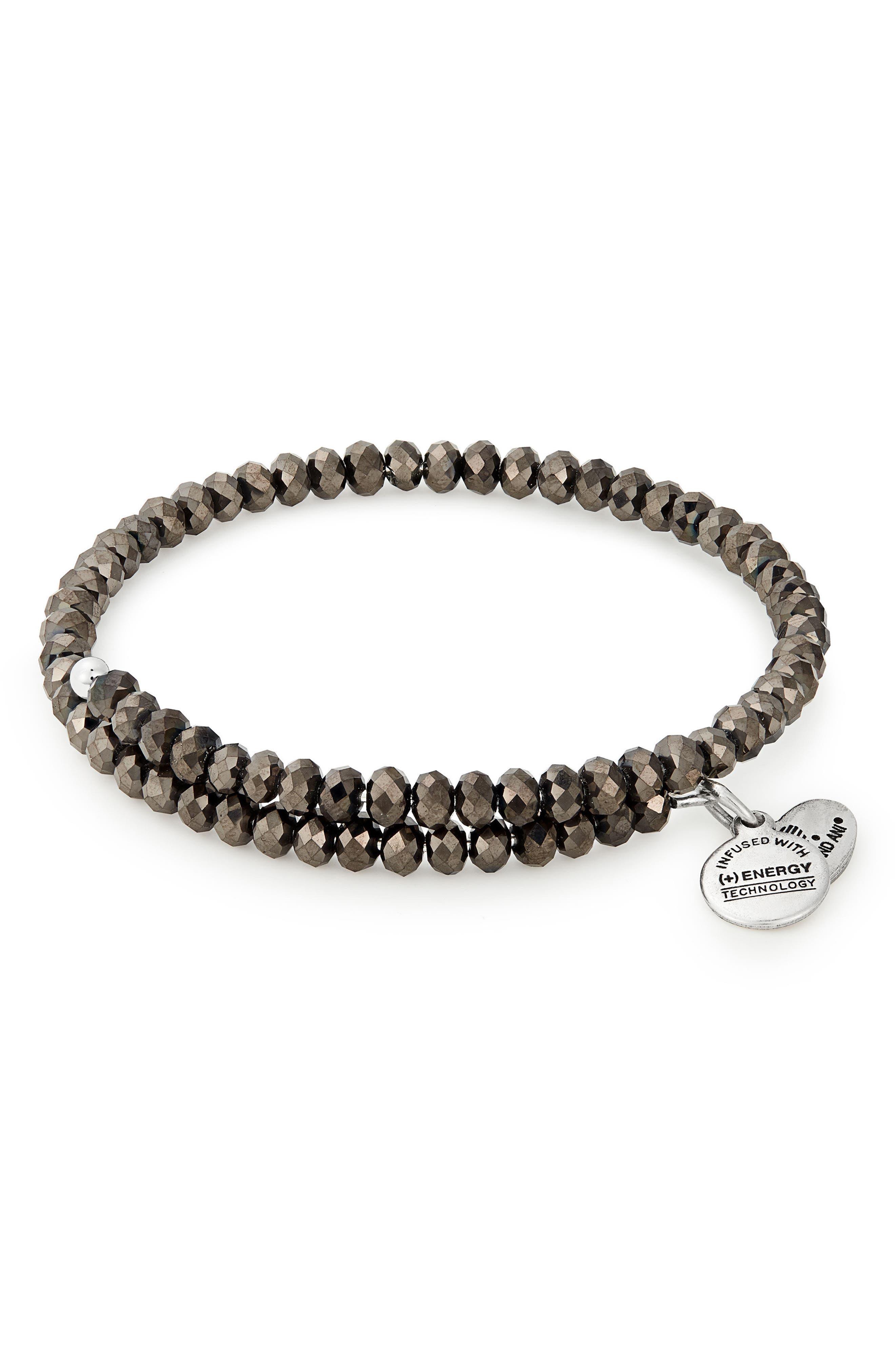 Brilliance Galaxy Wrap Bracelet,                         Main,                         color,