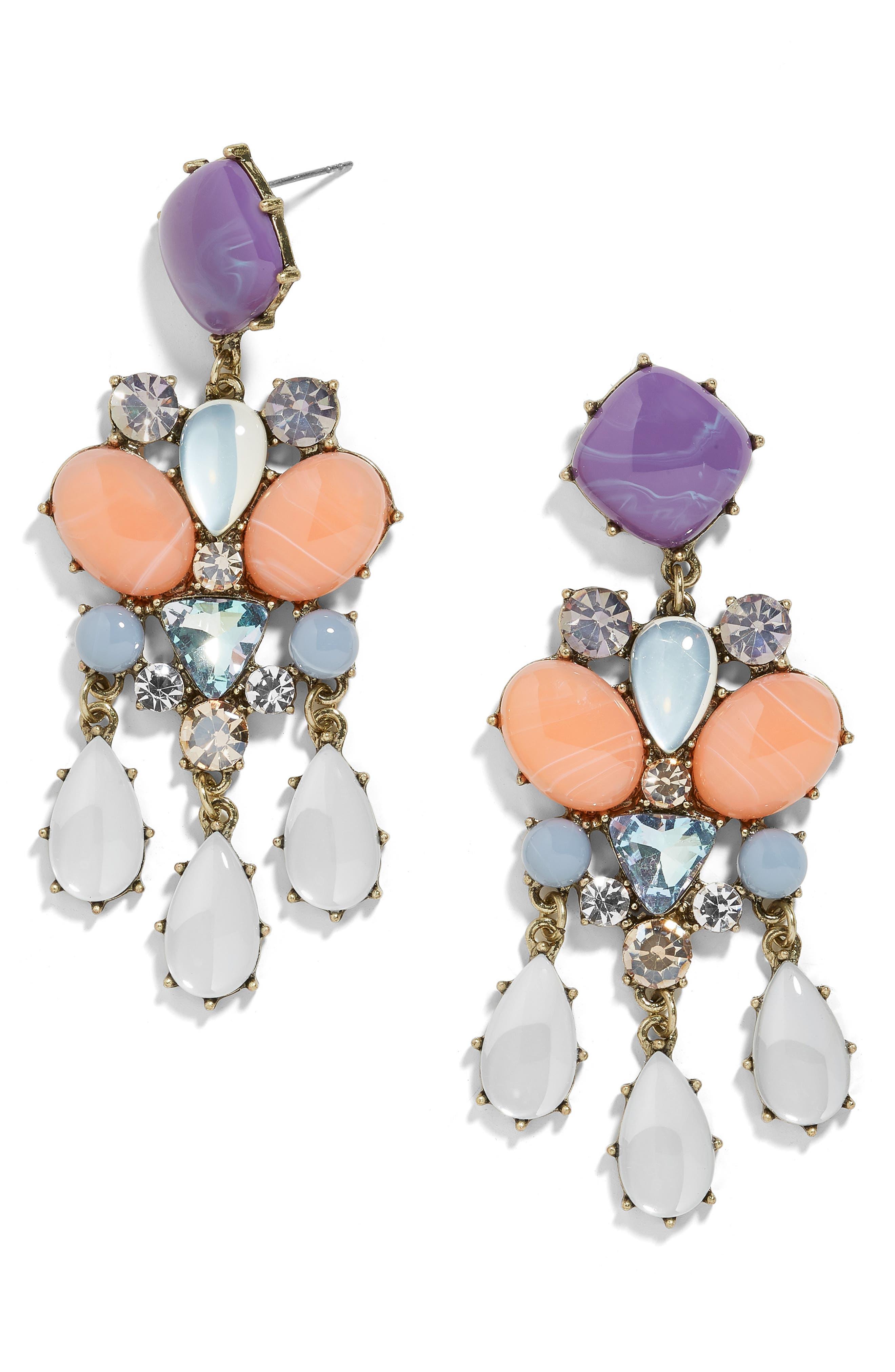 BAUBLEBAR,                             Concetta Drop Earrings,                             Main thumbnail 1, color,                             500