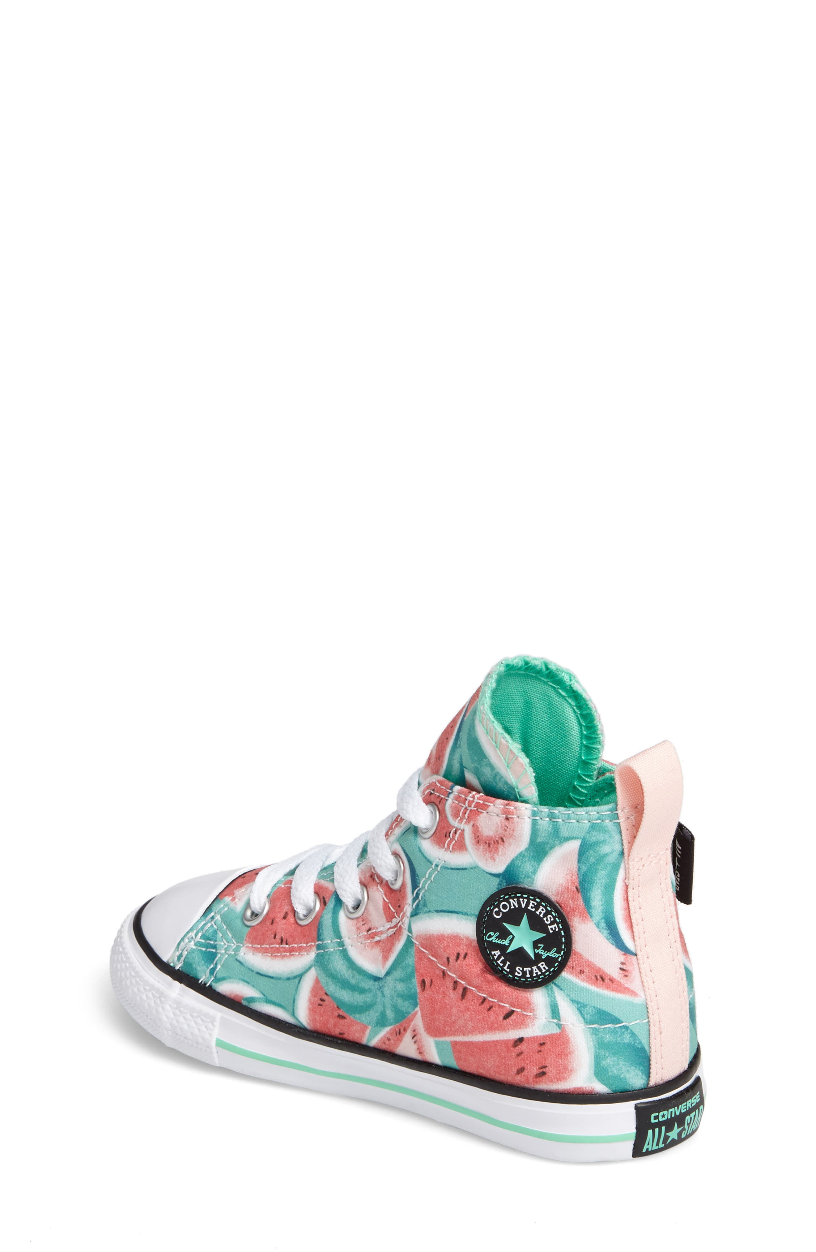 Chuck Taylor<sup>®</sup> All Star<sup>®</sup> 'Simple Step' High Top Sneaker,                             Alternate thumbnail 7, color,