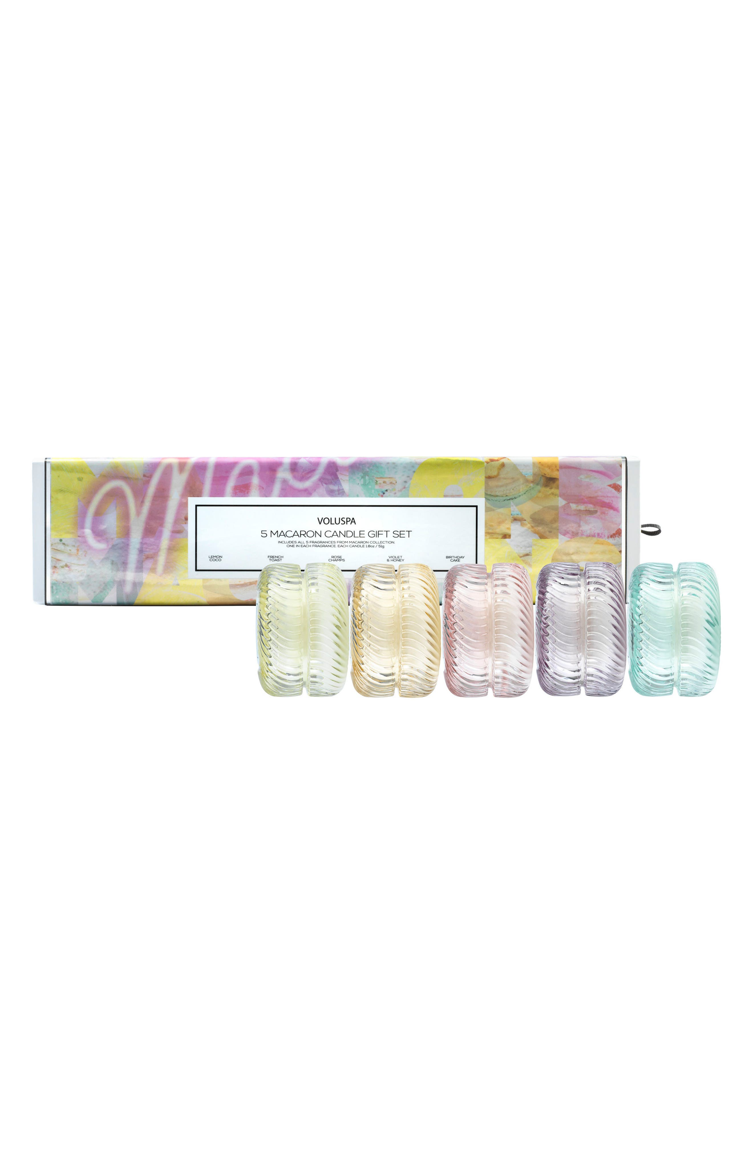 Macaron Collection,                         Main,                         color, NO COLOR