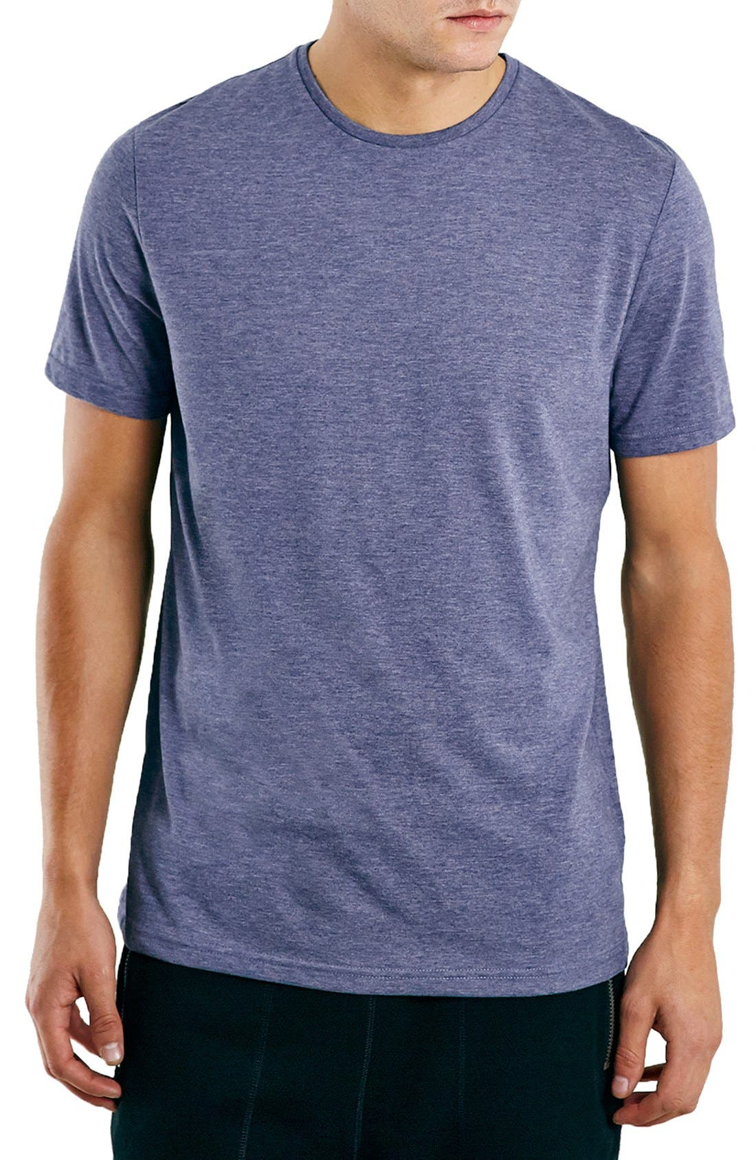 Slim Fit Crewneck T-Shirt,                             Main thumbnail 64, color,