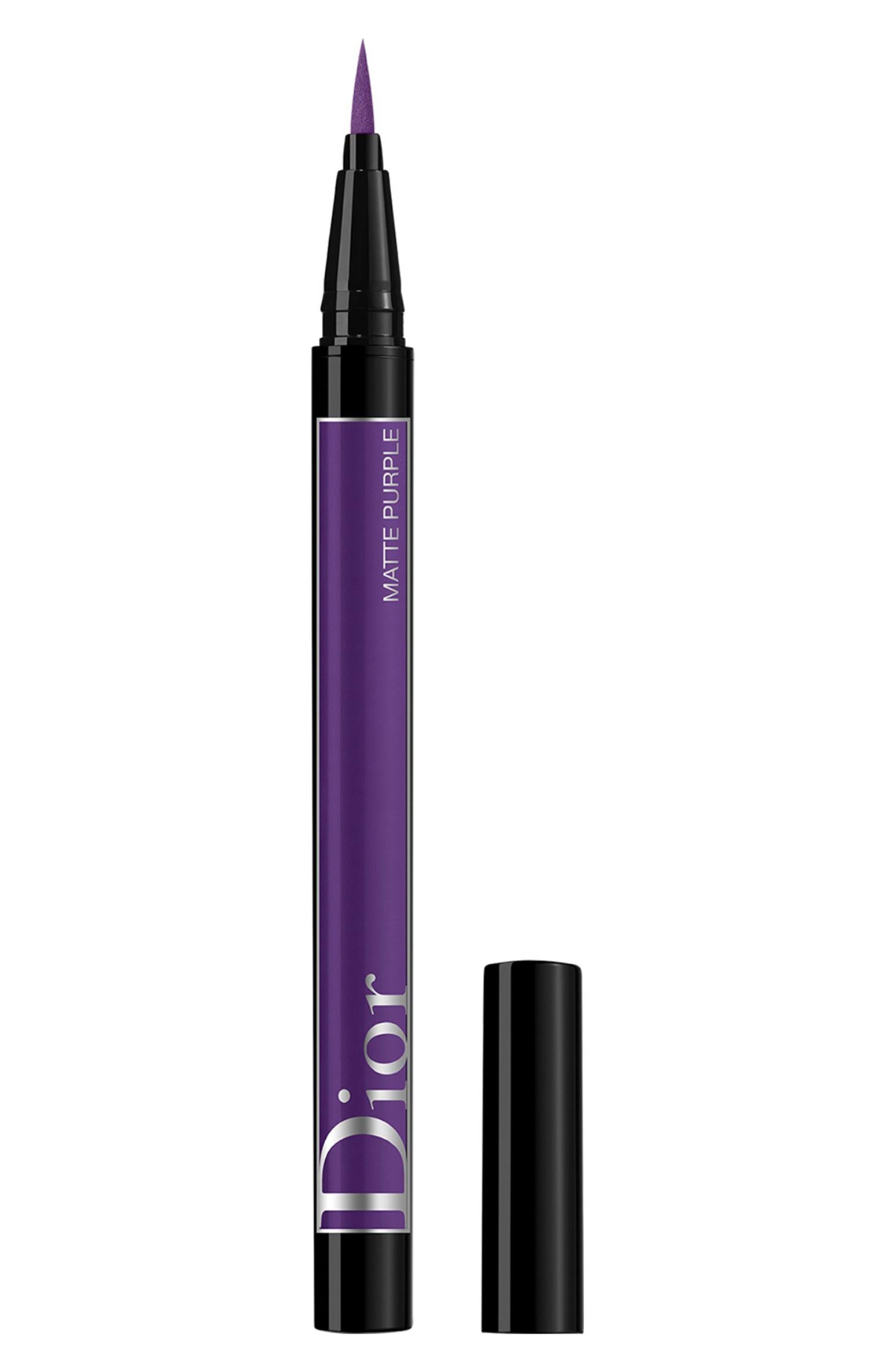 Dior Diorshow On Stage Eyeliner - 017 Matte Purple