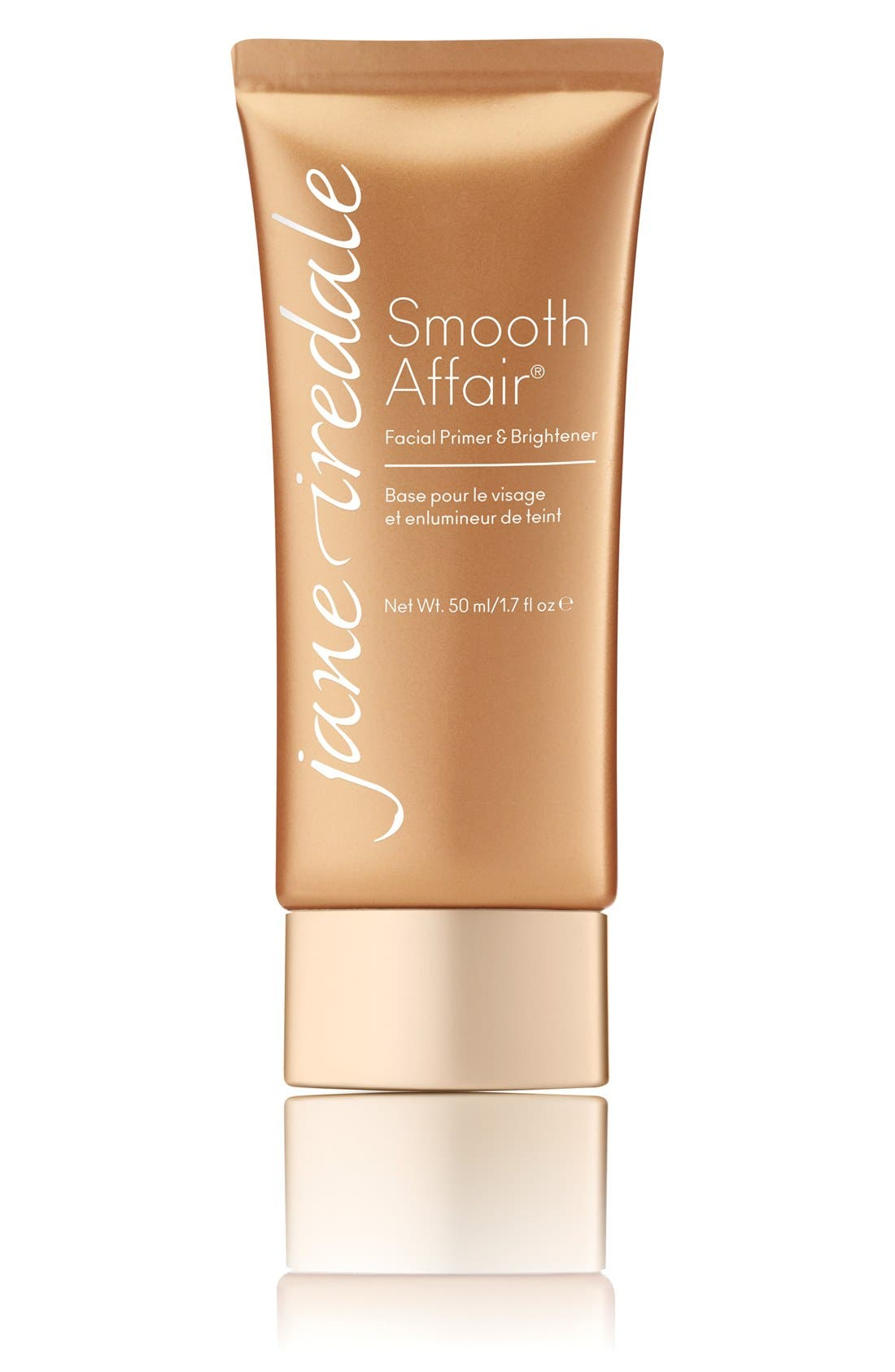 Smooth Affair Facial Primer & Brightener,                             Main thumbnail 1, color,                             NO COLOR
