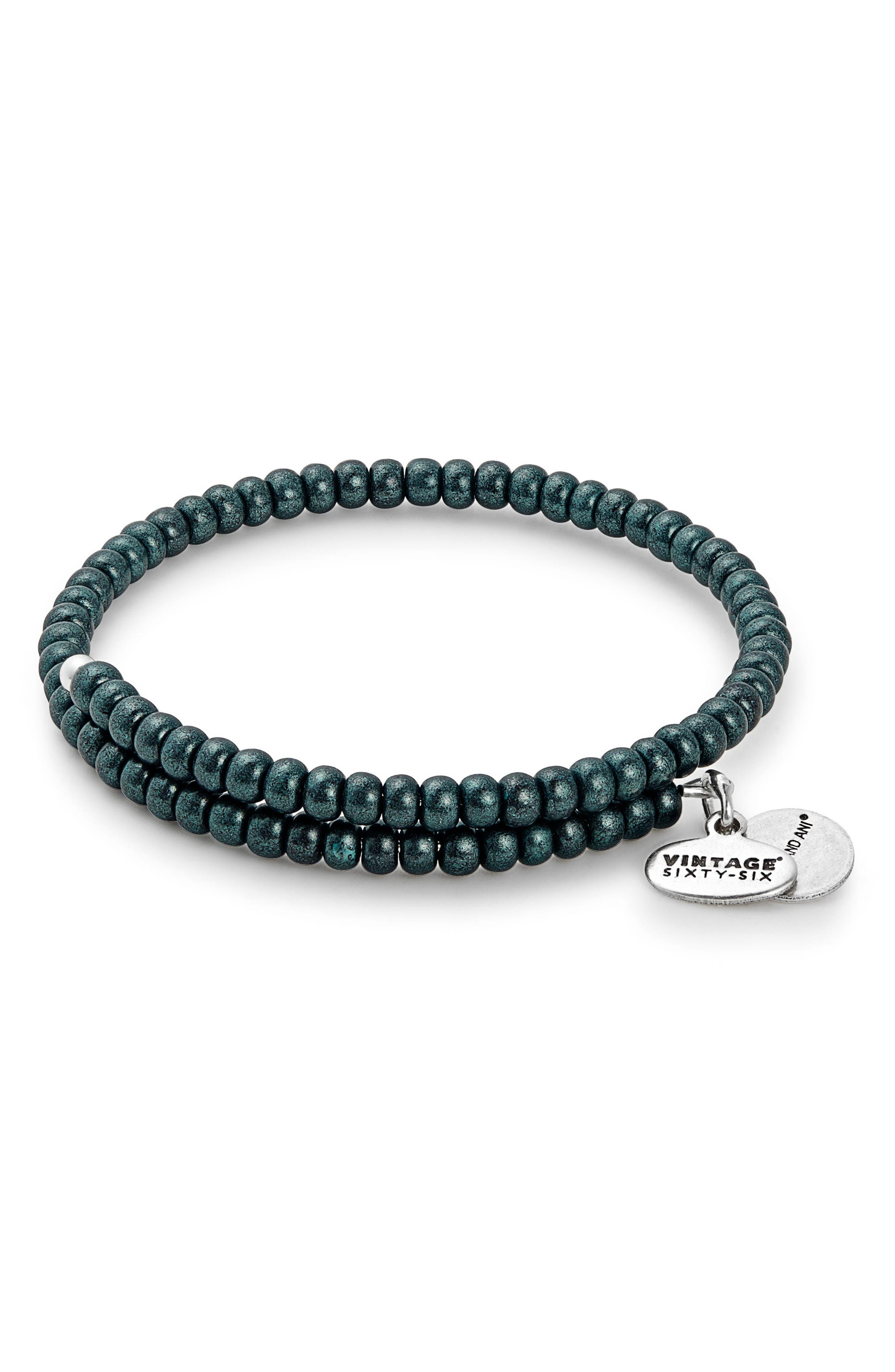 Primal Spirit Wrap Bracelet,                             Main thumbnail 3, color,