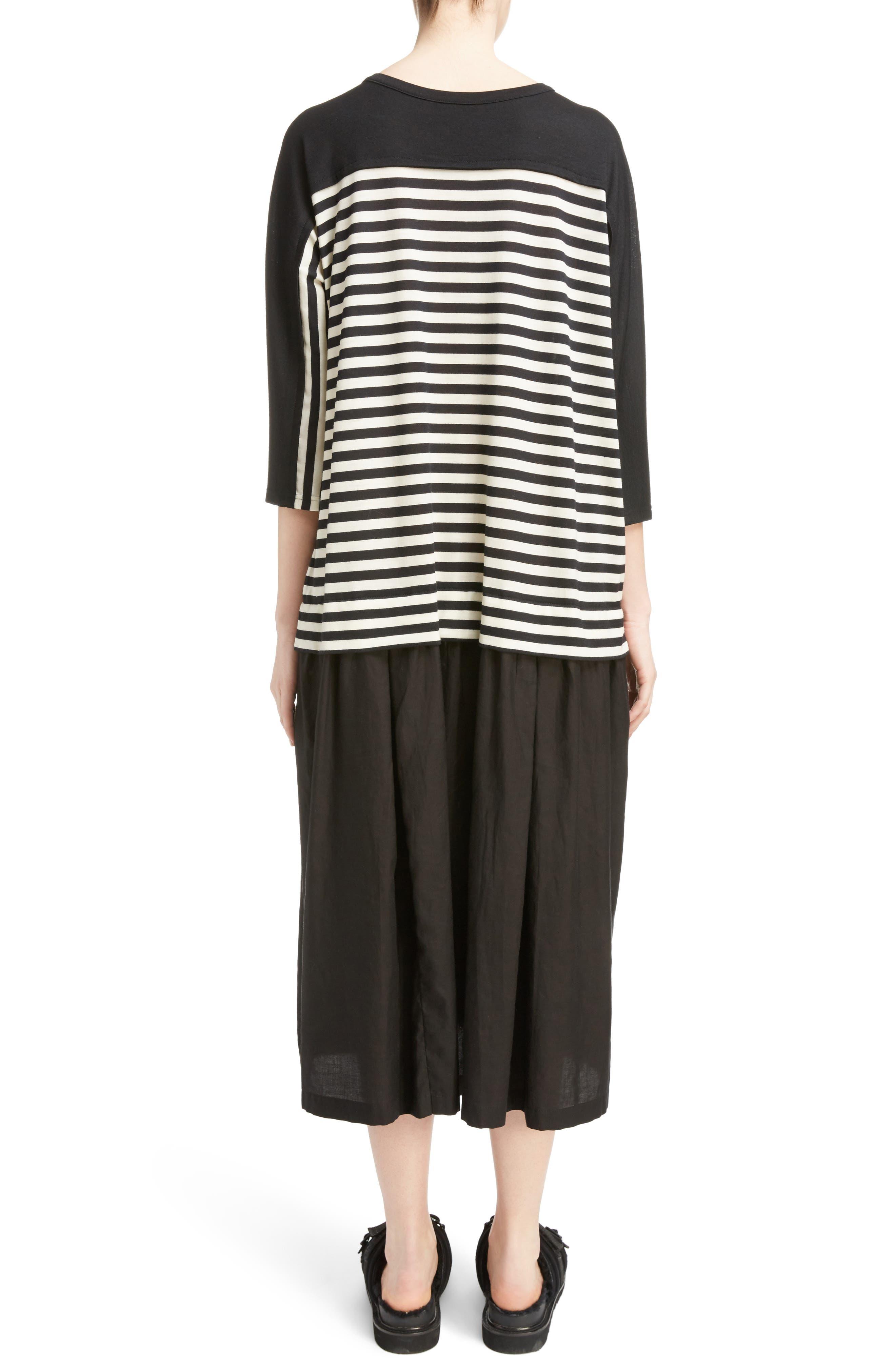 Mixed Media Dress,                             Alternate thumbnail 2, color,                             001