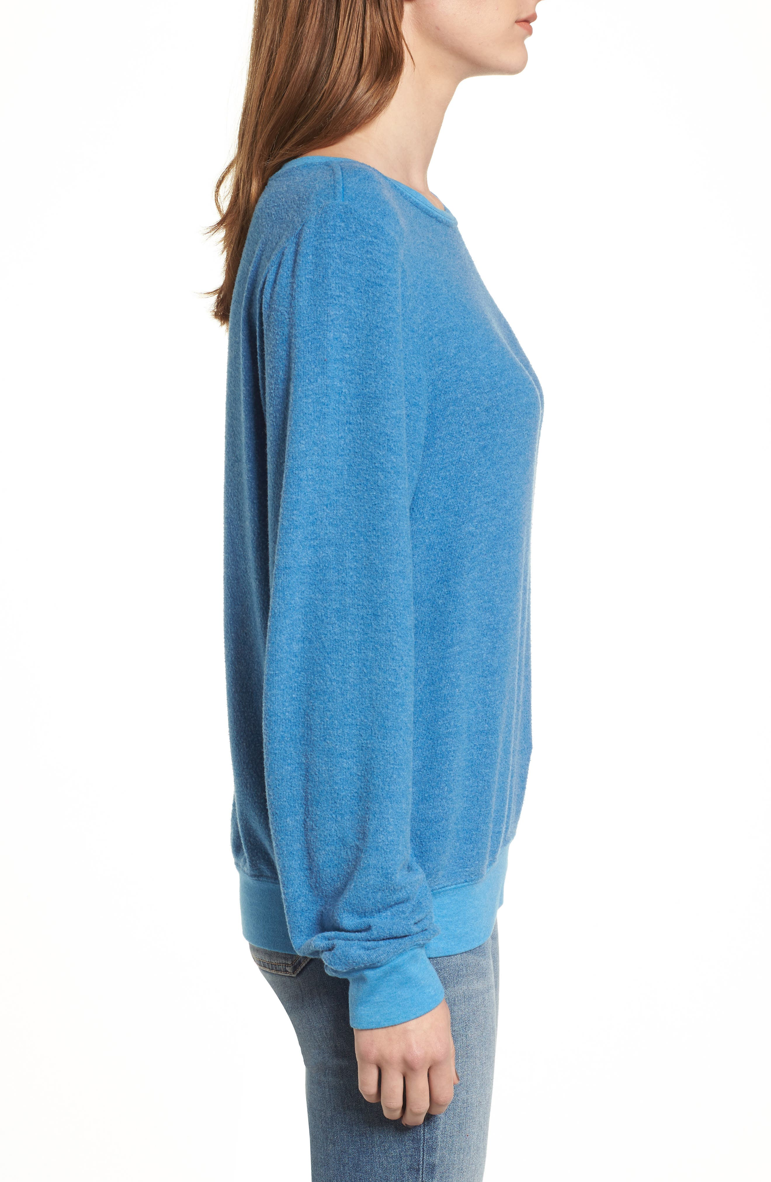 'Baggy Beach Jumper' Pullover,                             Alternate thumbnail 92, color,