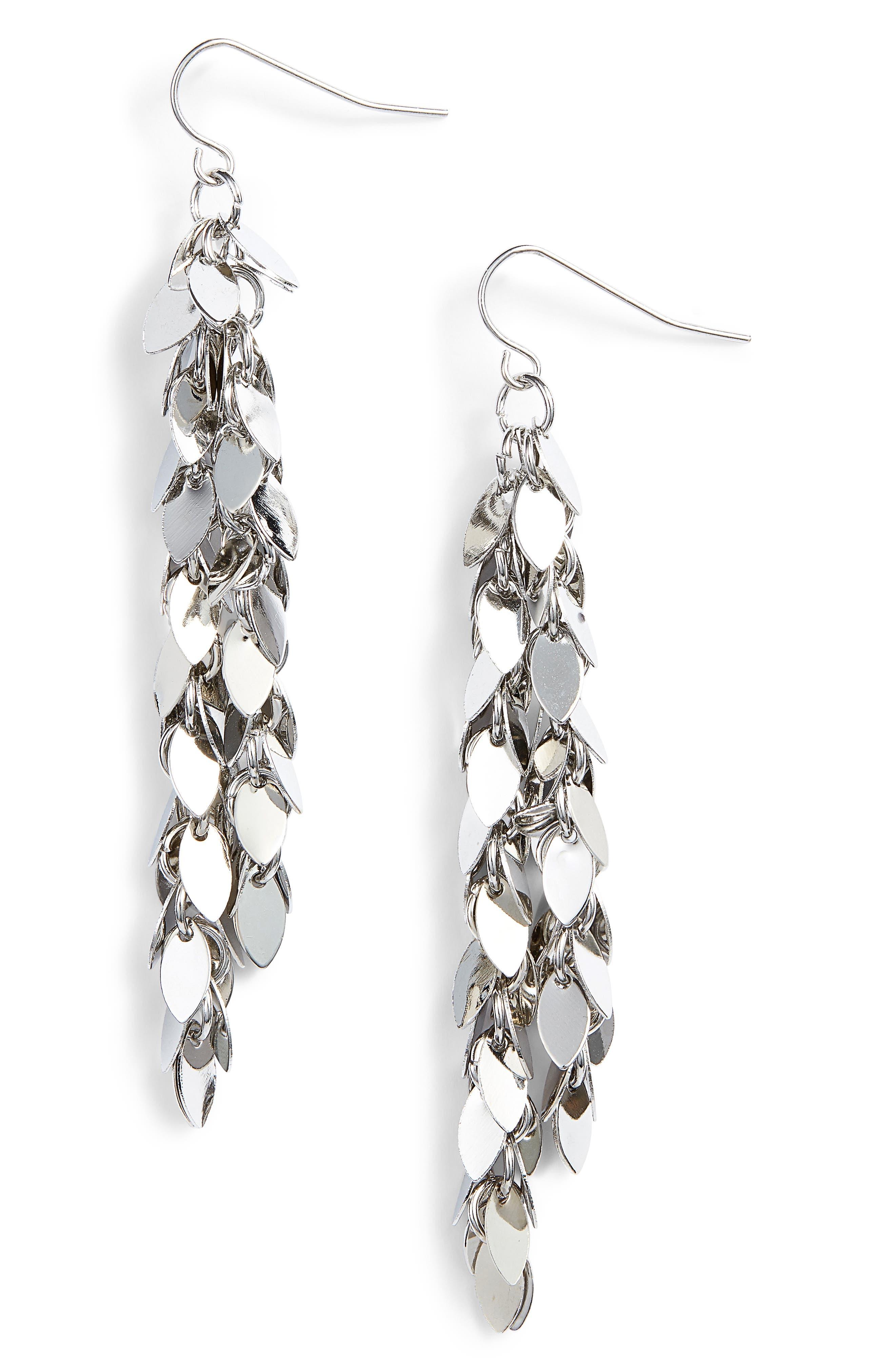 Petal Duster Earrings,                         Main,                         color,