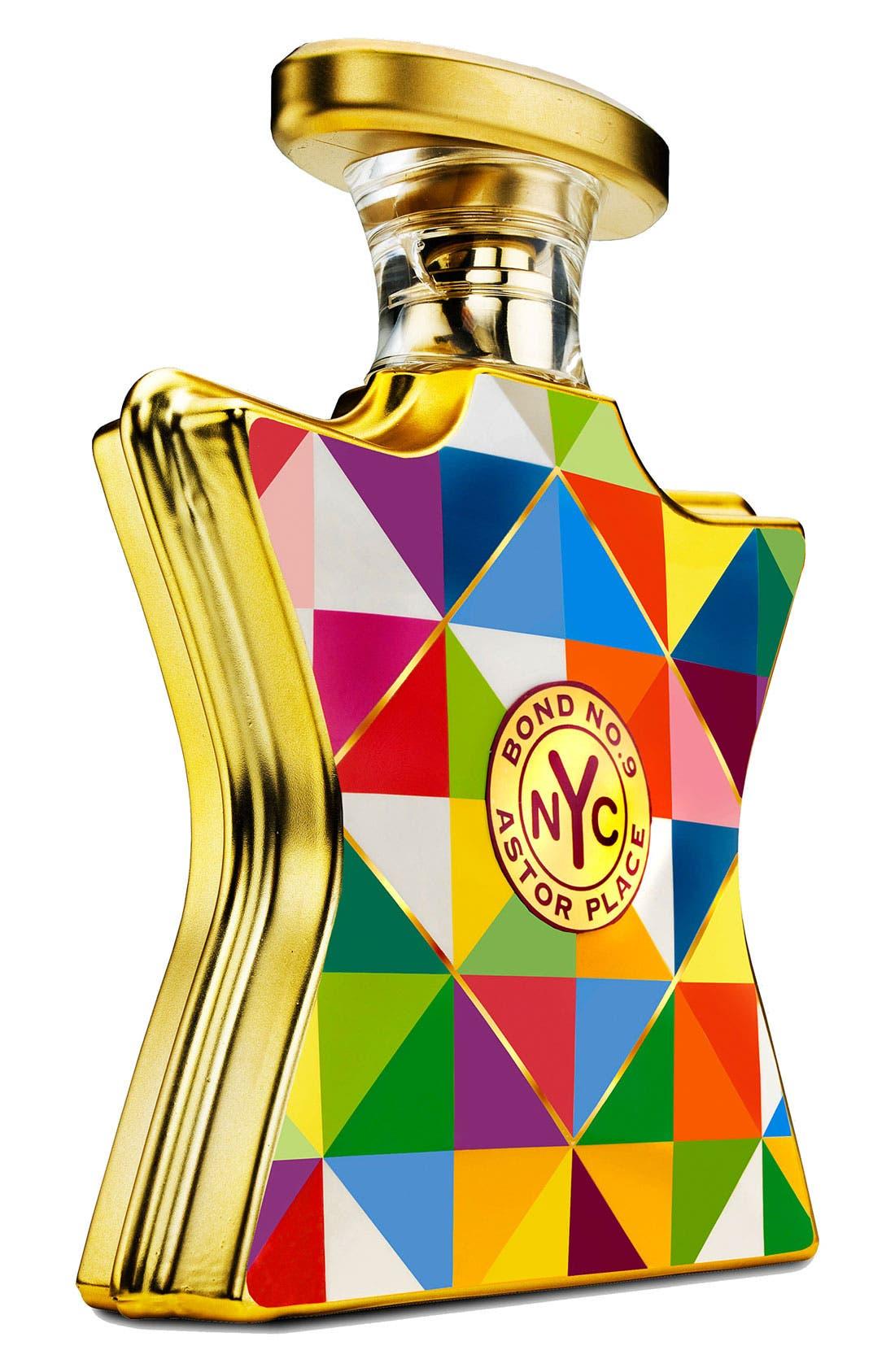 BOND NO. 9,                             New York 'Astor Place' Eau de Parfum,                             Main thumbnail 1, color,                             000