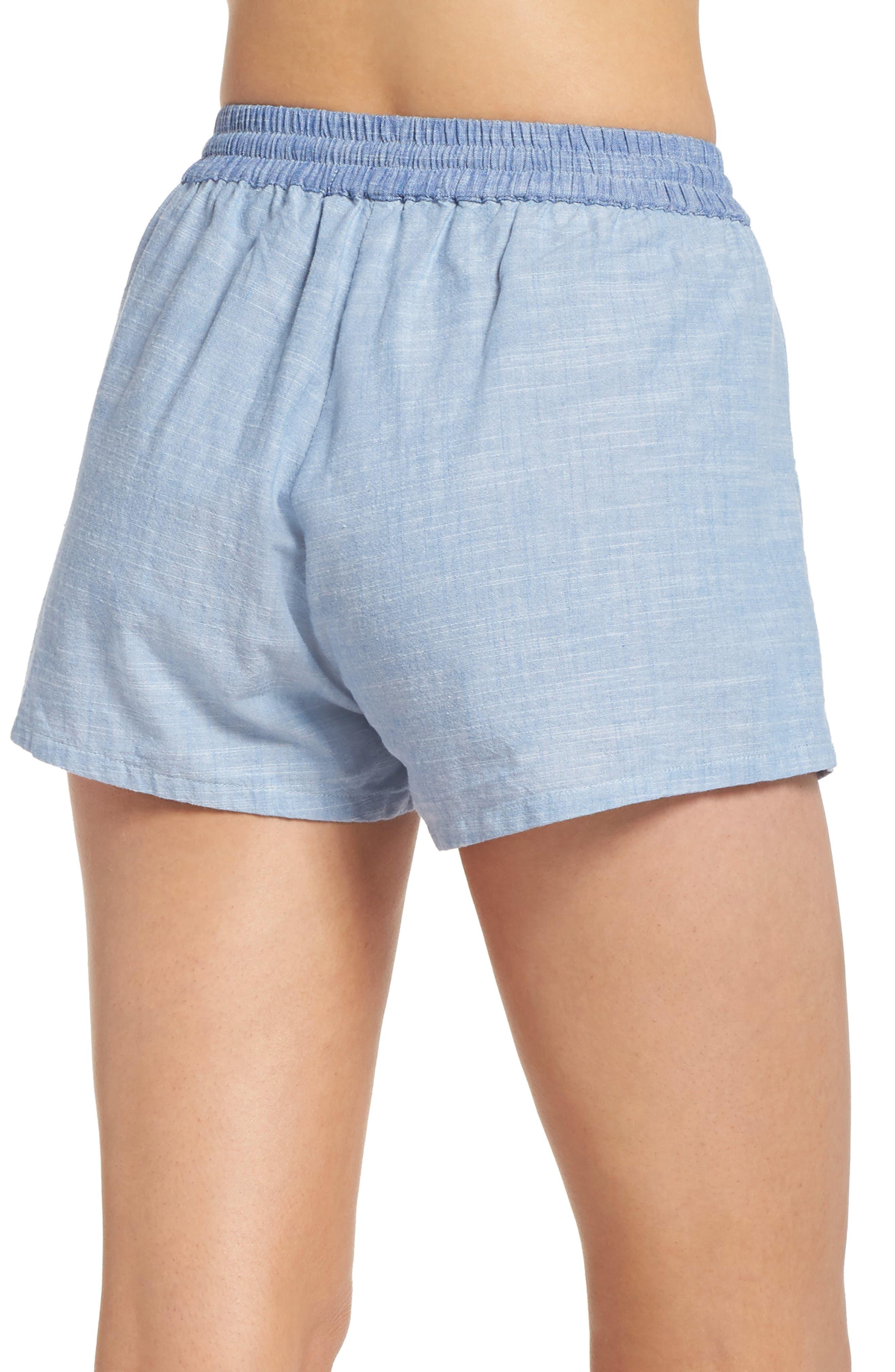 Jude Pajama Shorts,                             Alternate thumbnail 2, color,                             458