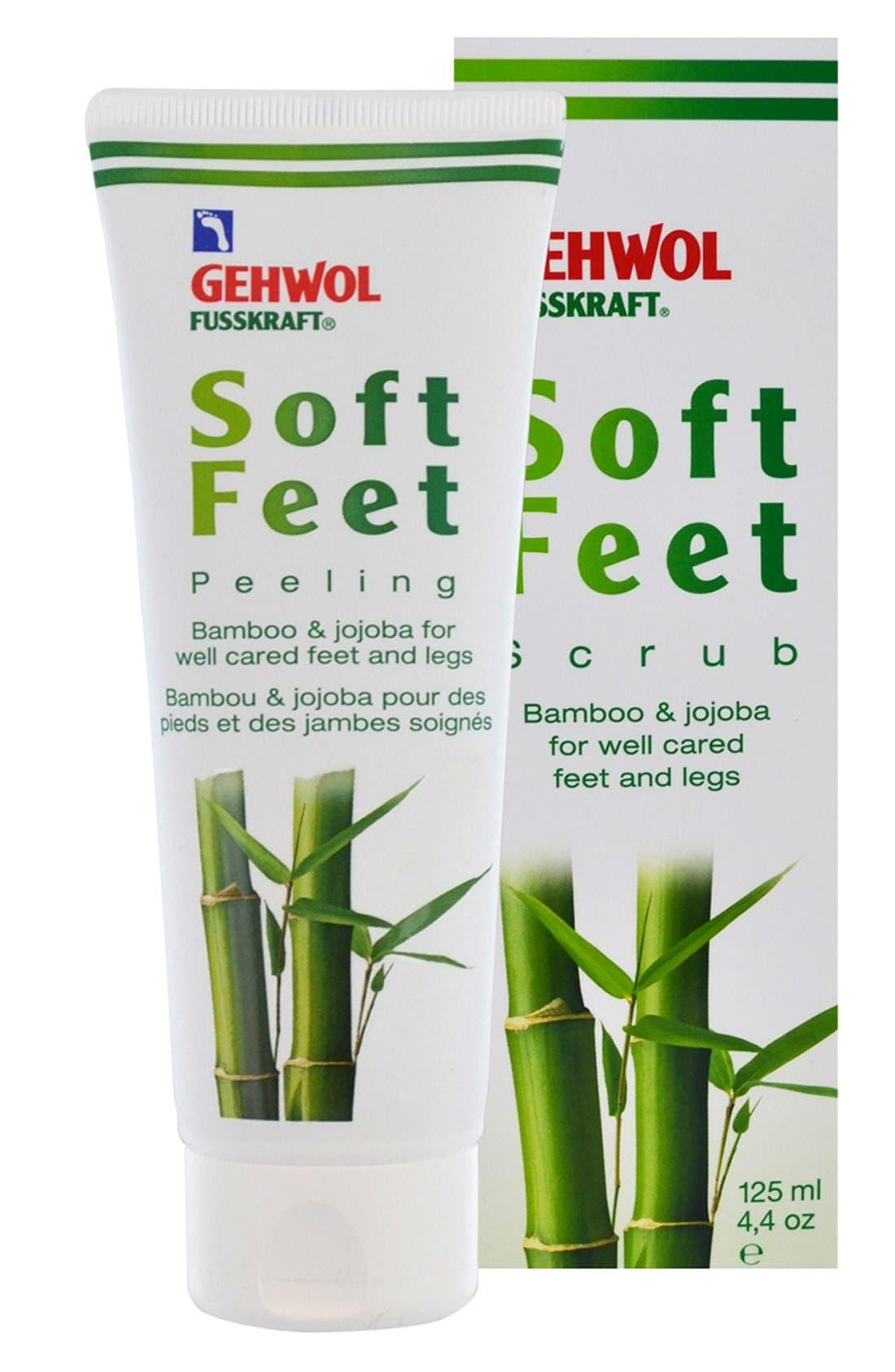 FUSSKRAFT<sup>®</sup> 'Soft Feet' Scrub,                             Alternate thumbnail 2, color,                             NONE