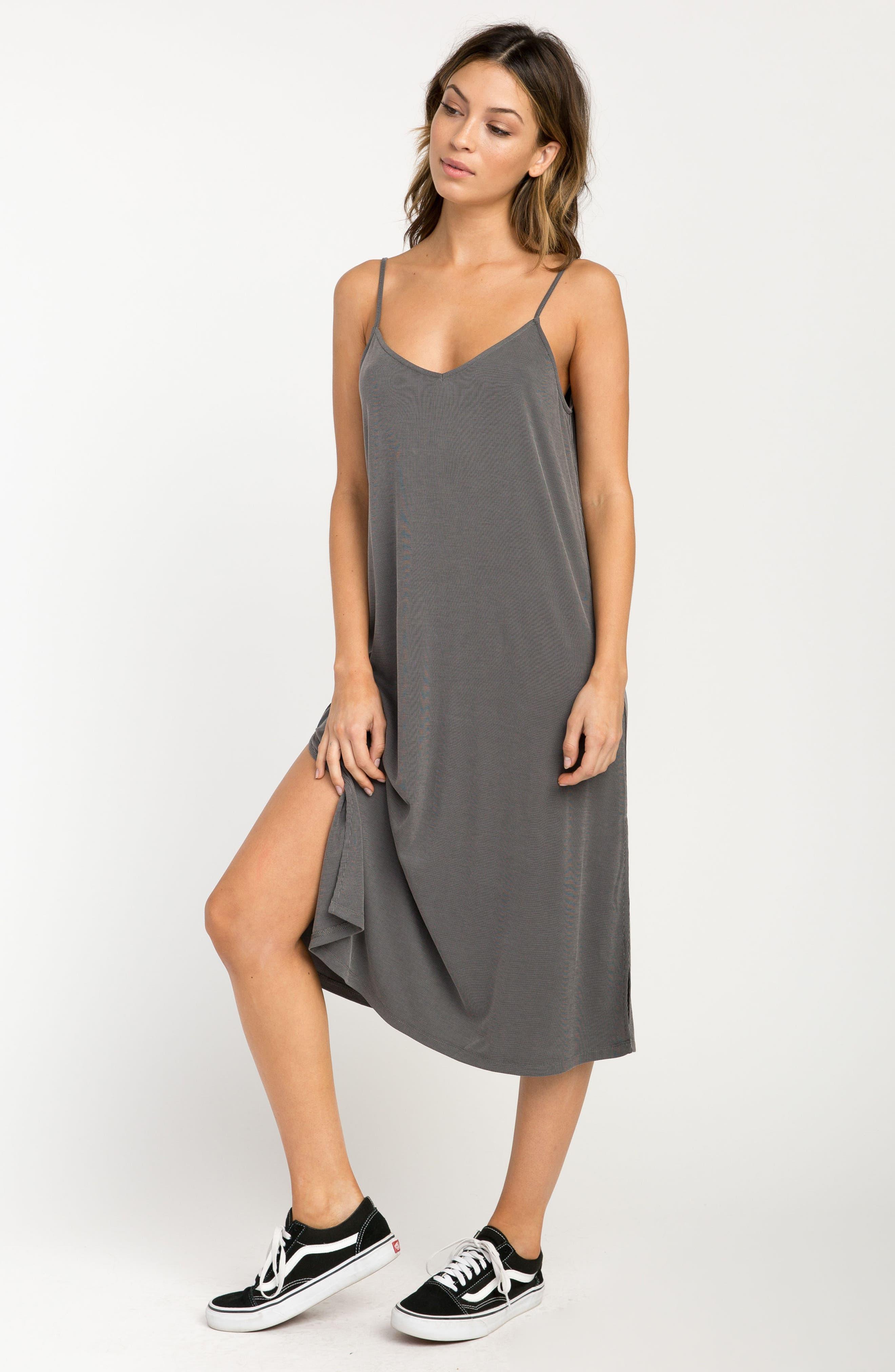 Jones Midi Dress,                             Alternate thumbnail 4, color,                             020