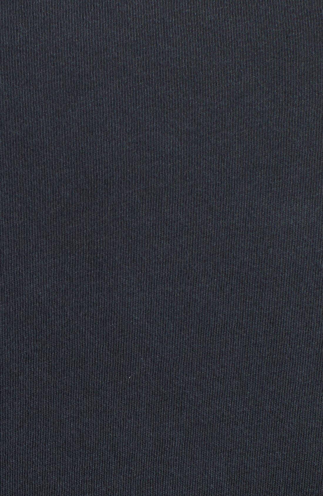 Crewneck Jersey T-Shirt,                             Alternate thumbnail 120, color,