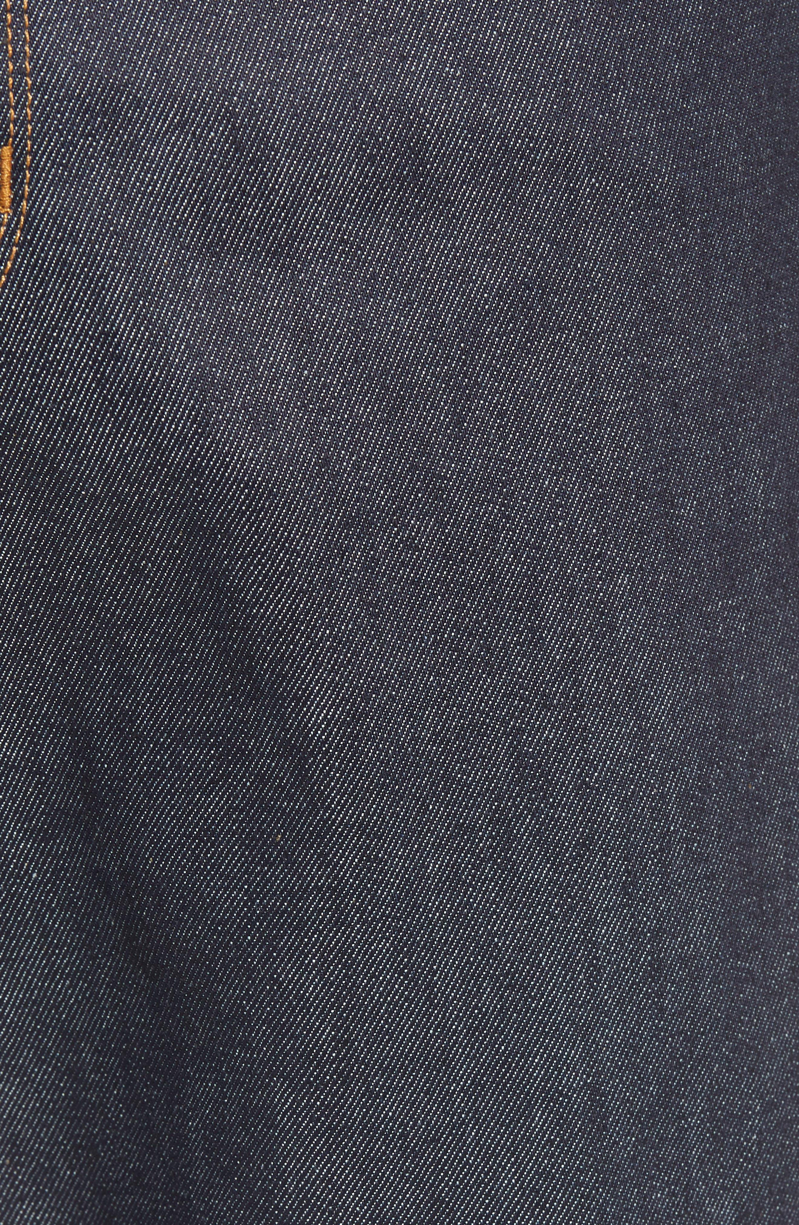 Sartor Skinny Fit Jeans,                             Alternate thumbnail 5, color,                             RAW