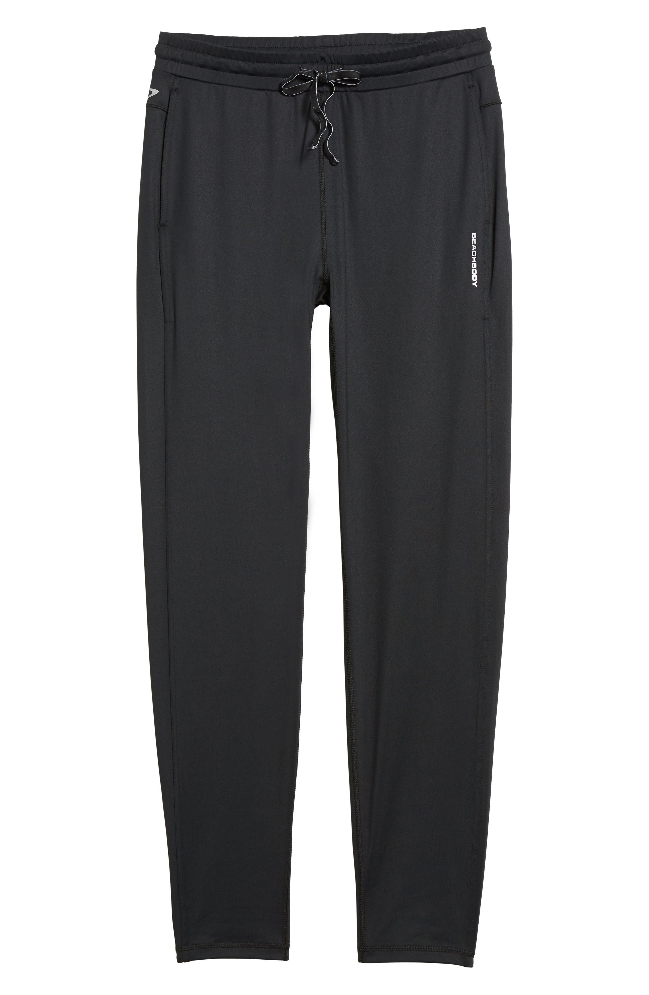 Go-To Slim Athletic Pants,                             Alternate thumbnail 6, color,                             001
