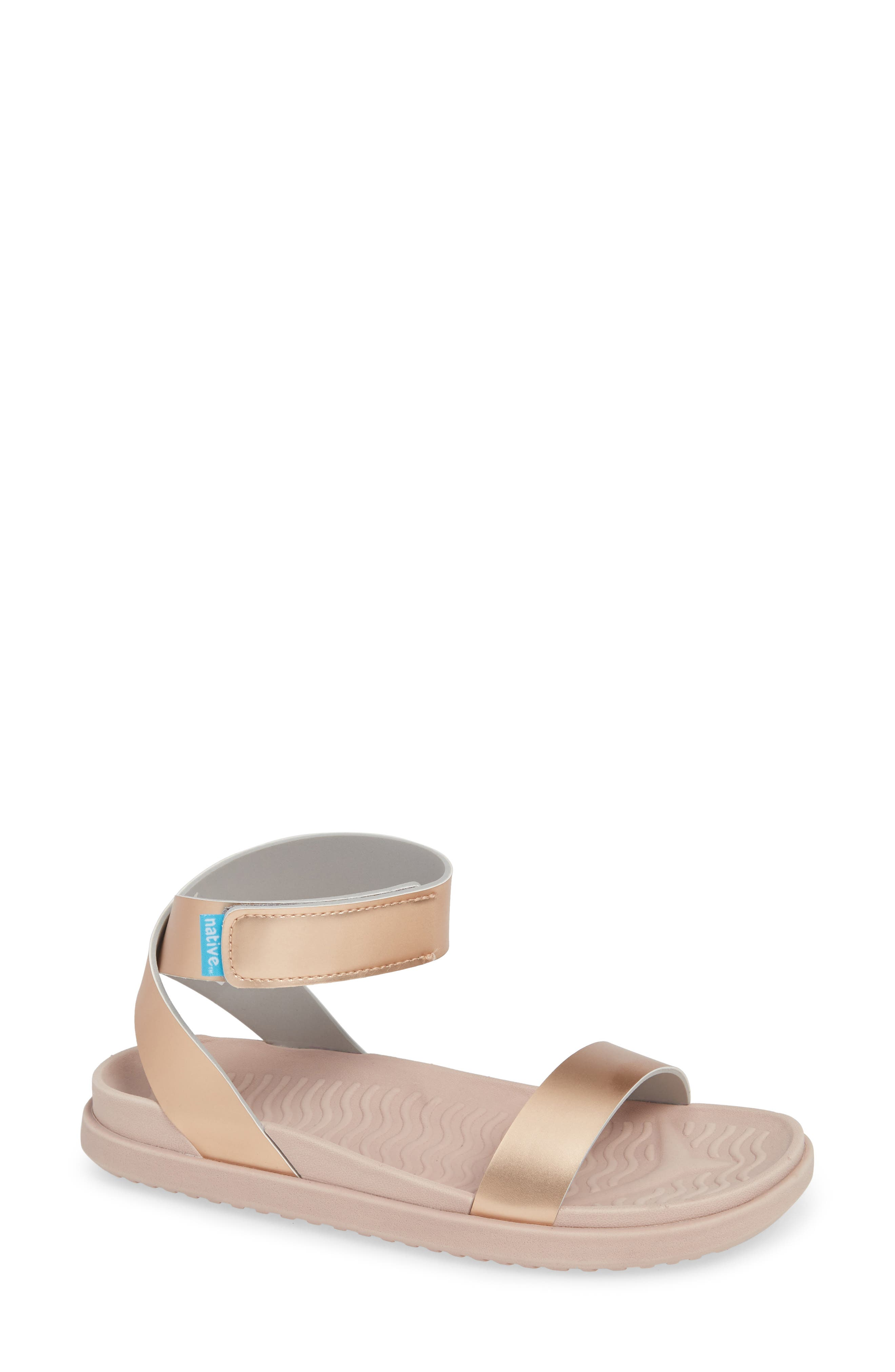 Native Shoes Juliet Vegan Sandal, Pink