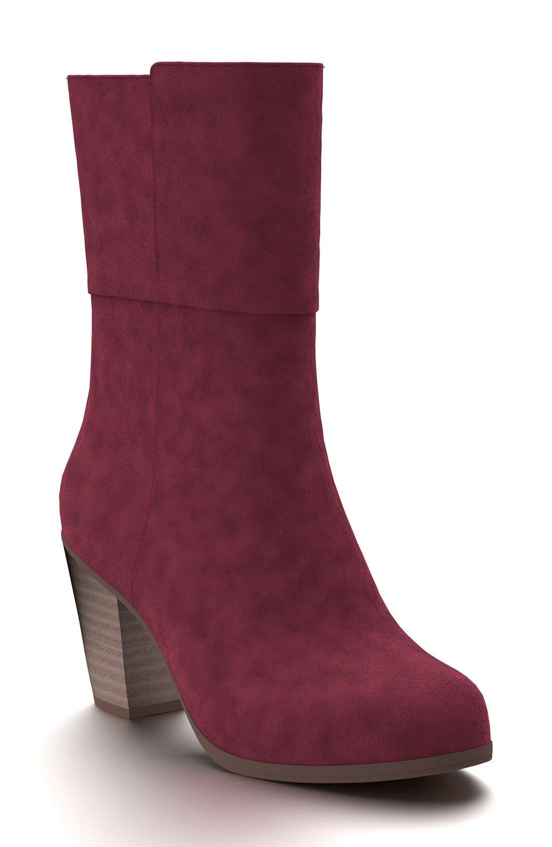Block Heel Boot,                             Main thumbnail 12, color,