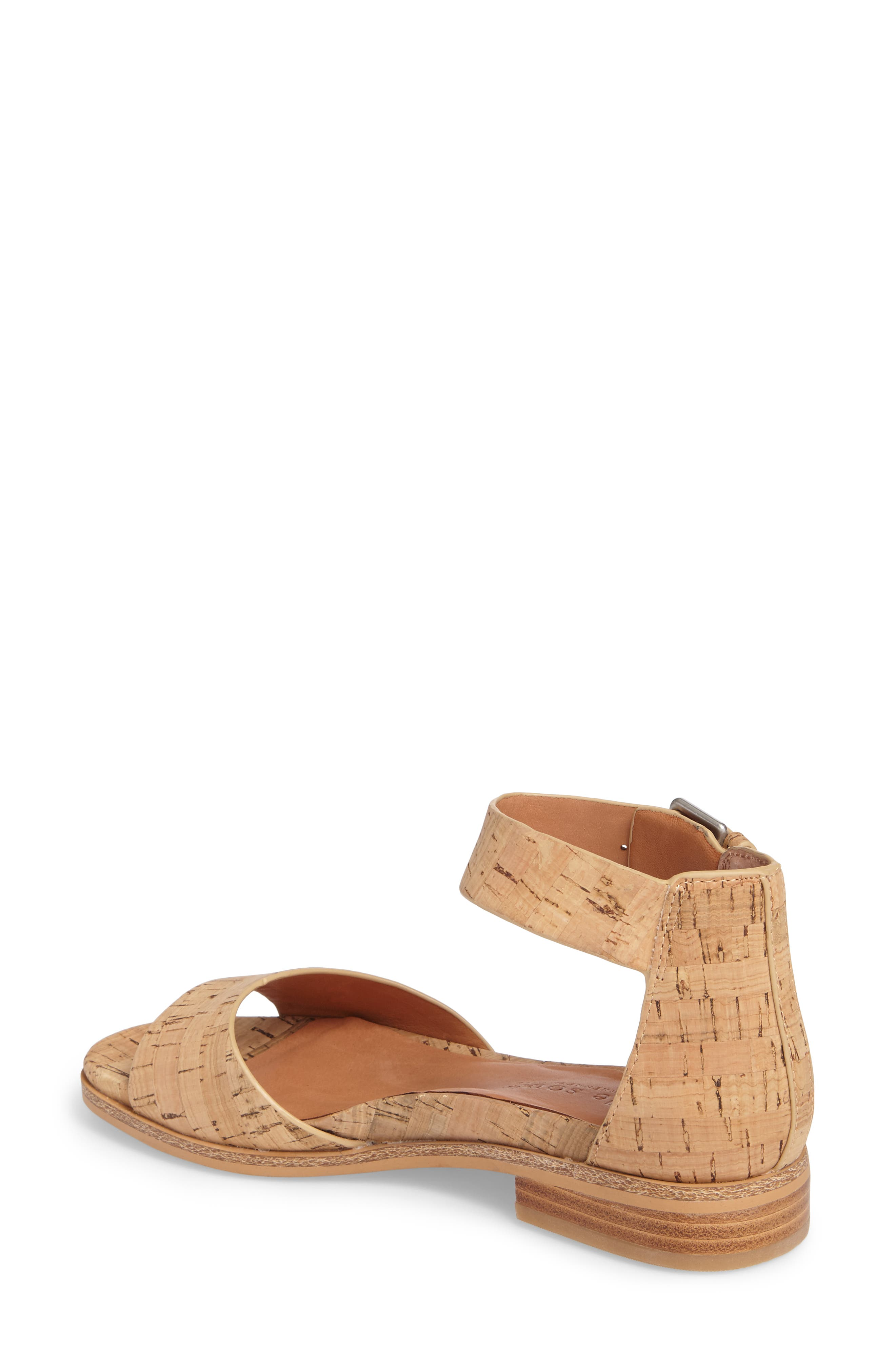 by Kenneth Cole Gracey Sandal,                             Alternate thumbnail 2, color,                             NATURAL CORK