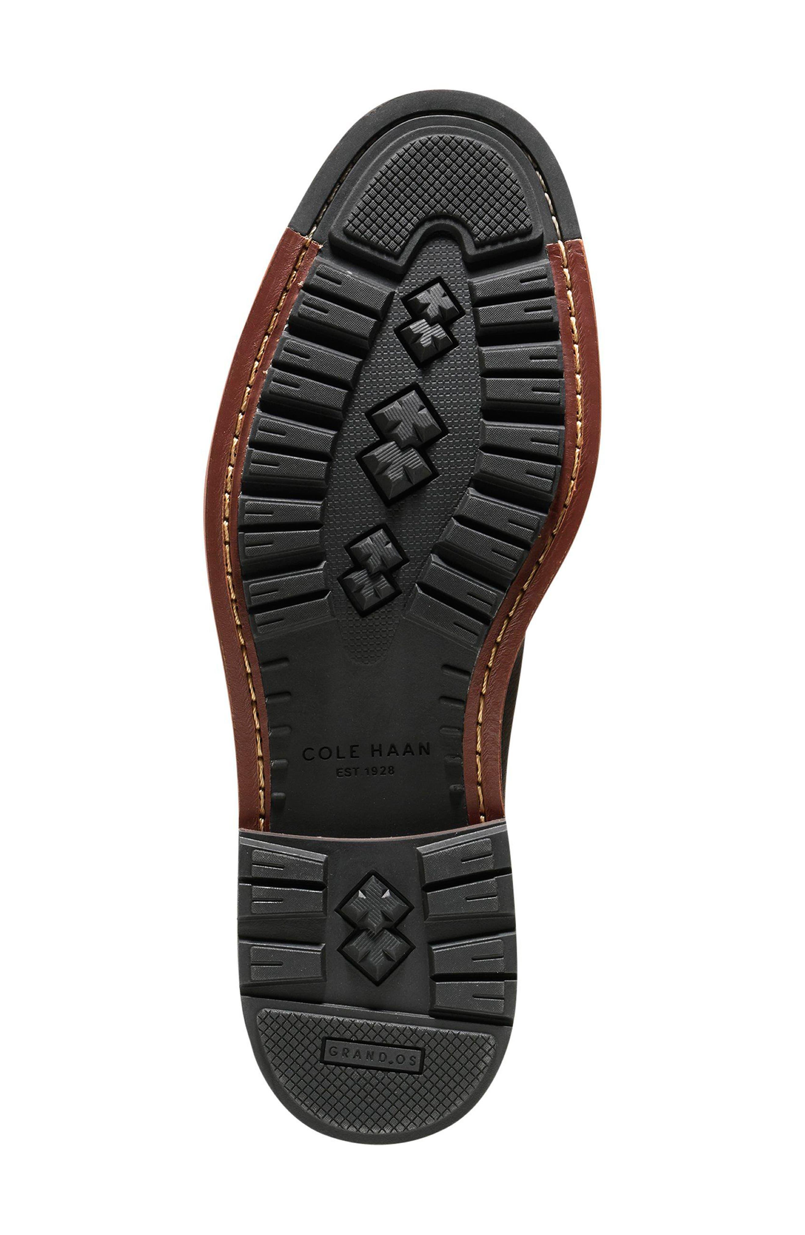 'Cranston' Water Resistant Chukka Boot,                             Alternate thumbnail 5, color,                             205
